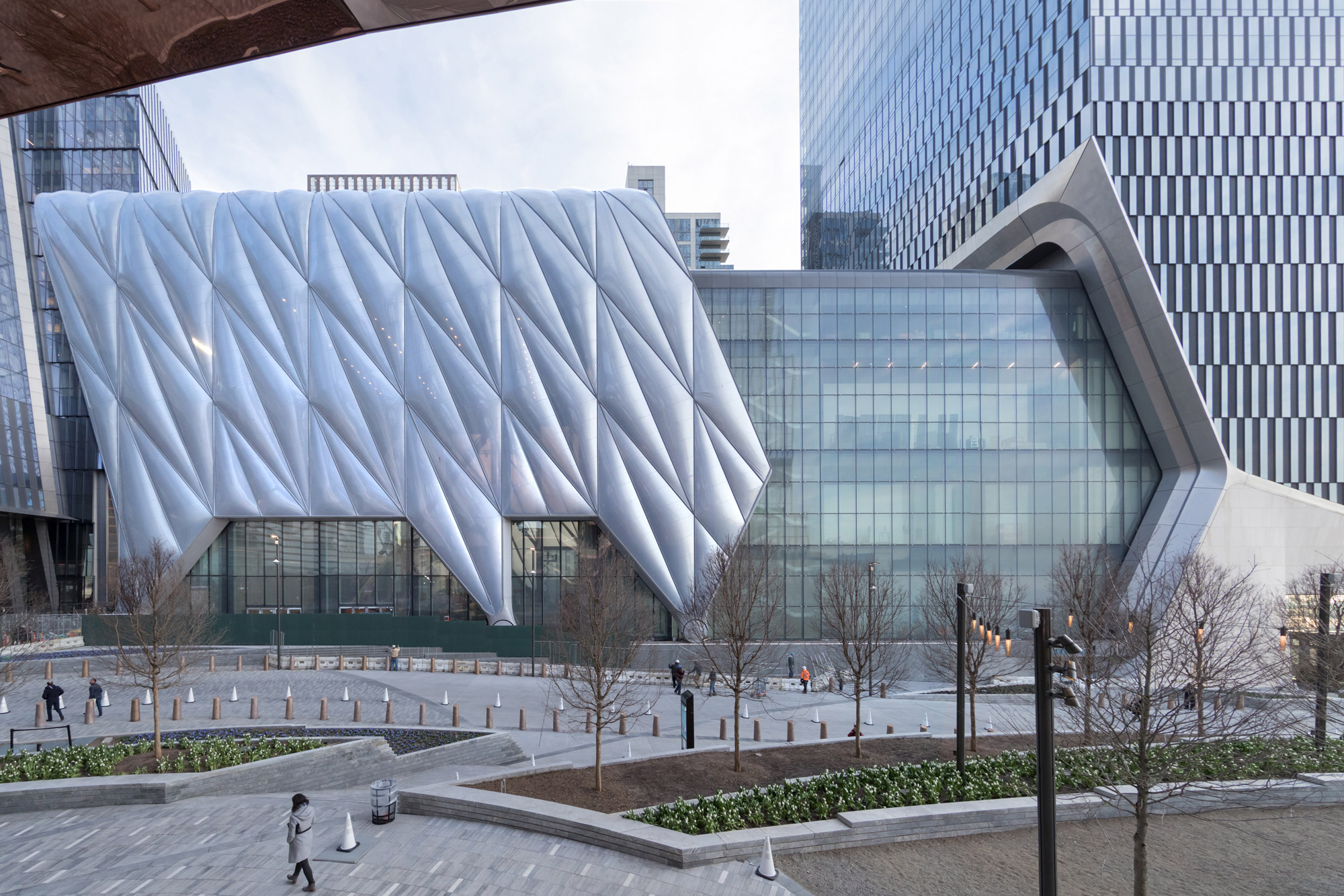 The Shed, Diller Scofidio + Renfro © Iwan-Baan