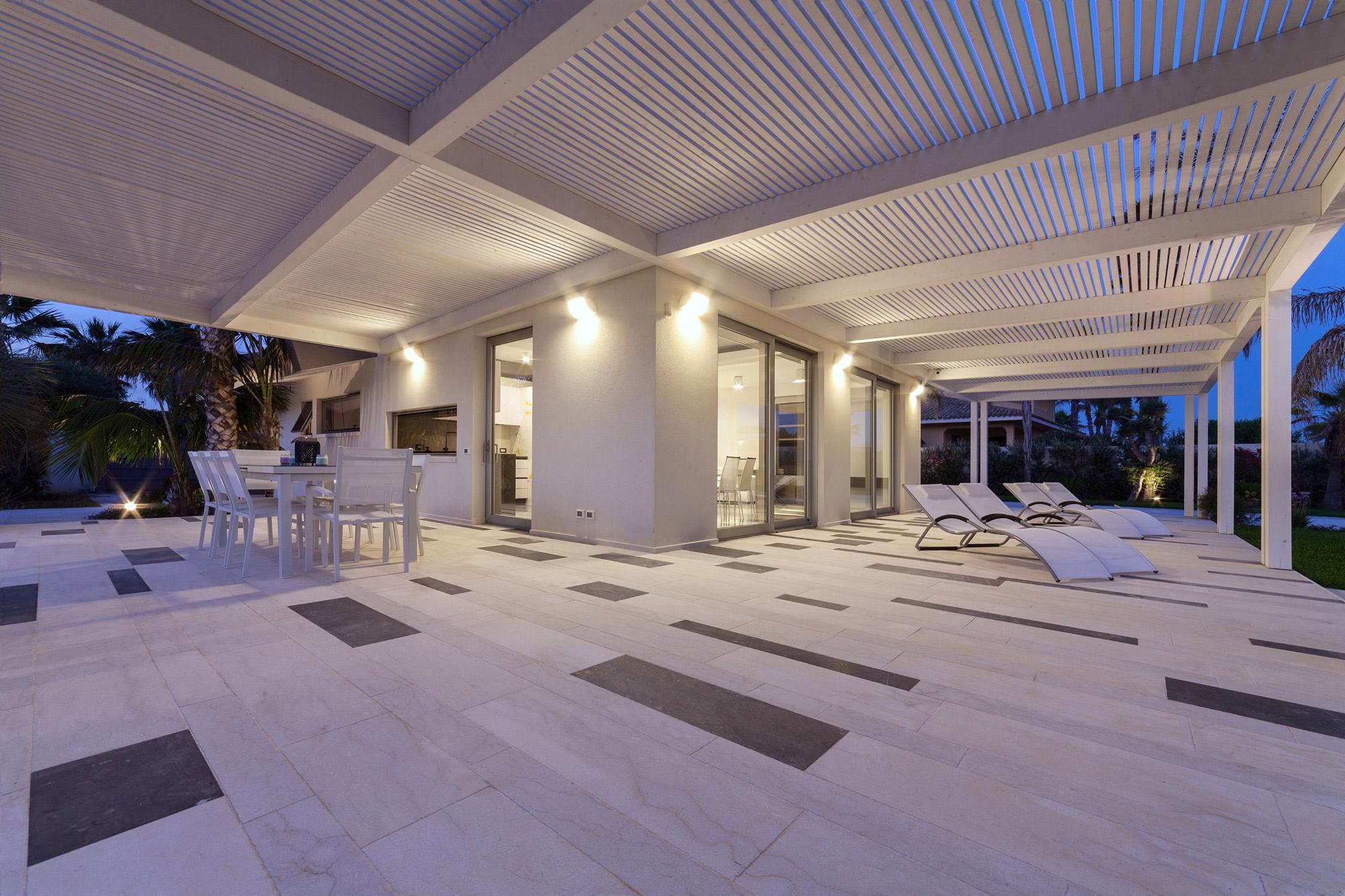 Margraf per Villa P8 a Marsala