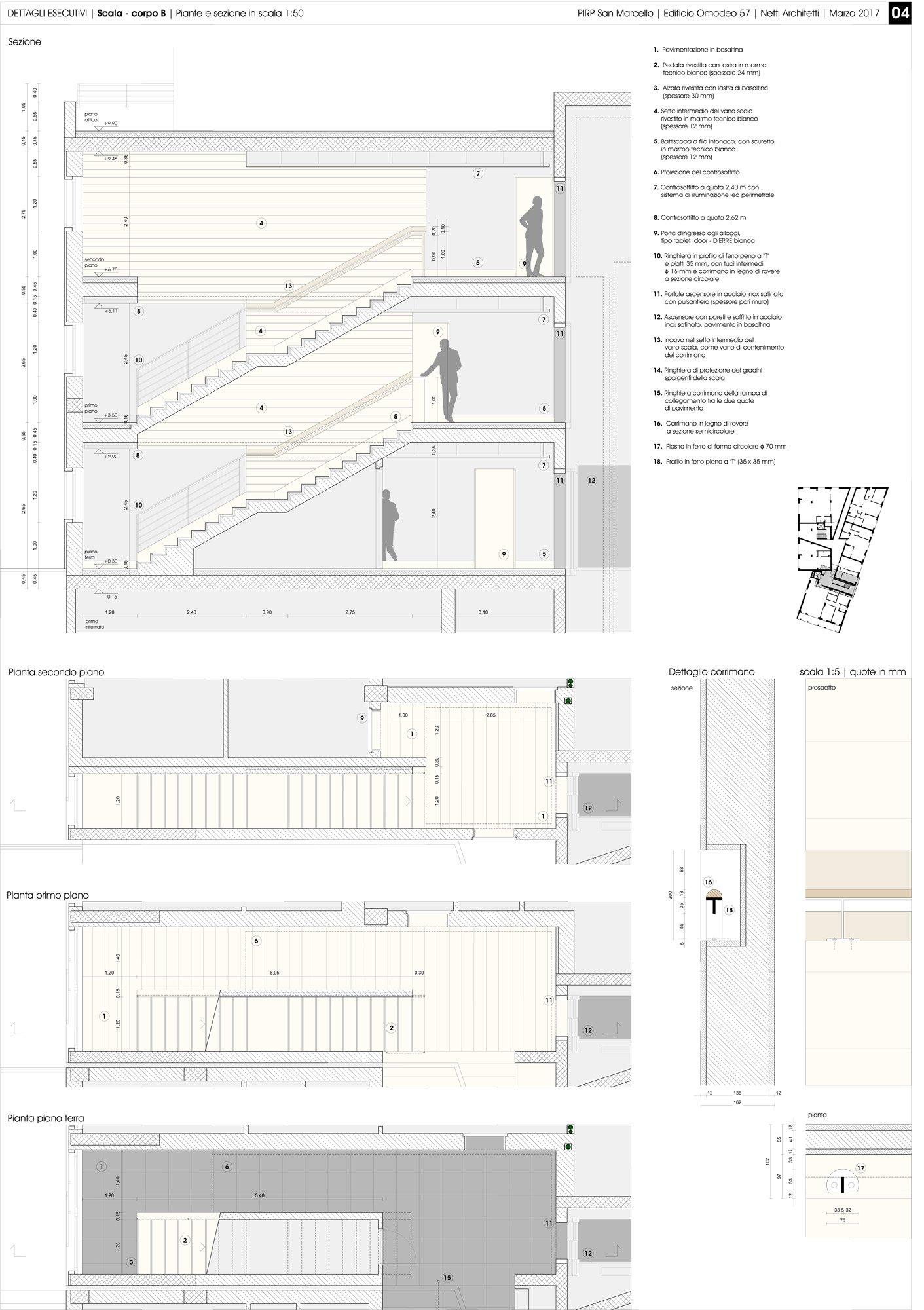 Dettaglio C © Netti Architetti