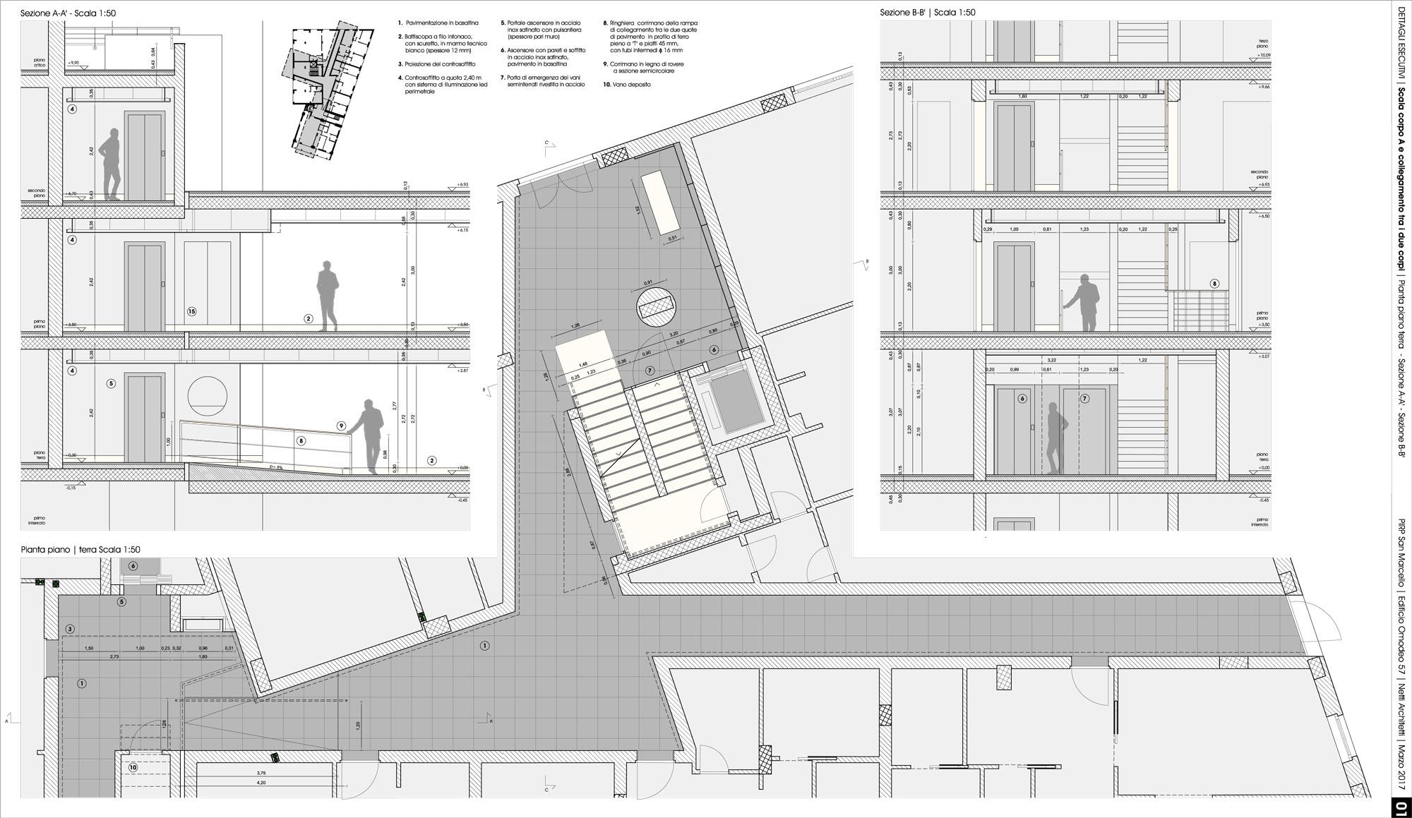 Dettaglio D © Netti Architetti