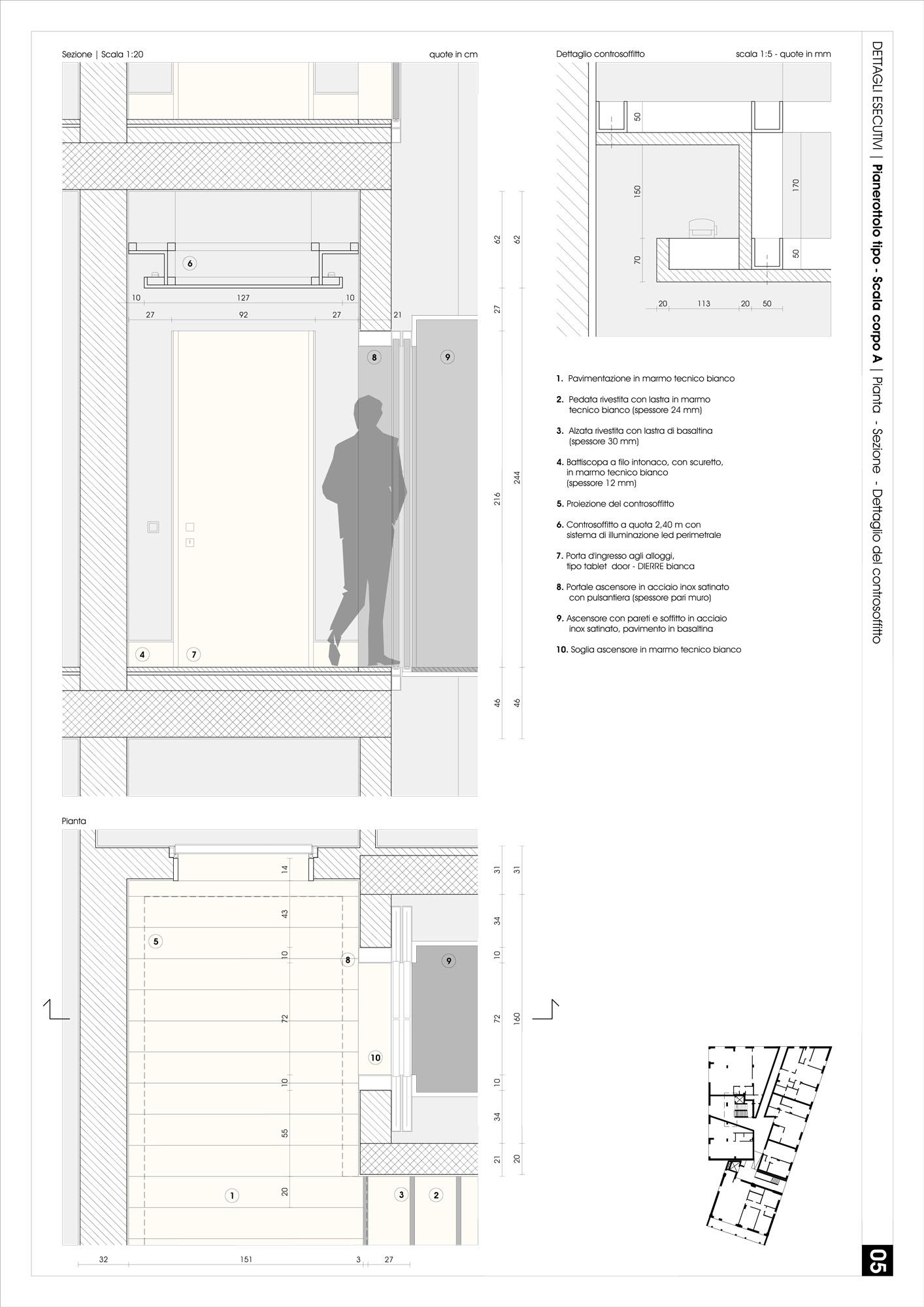 Dettaglio F © Netti Architetti