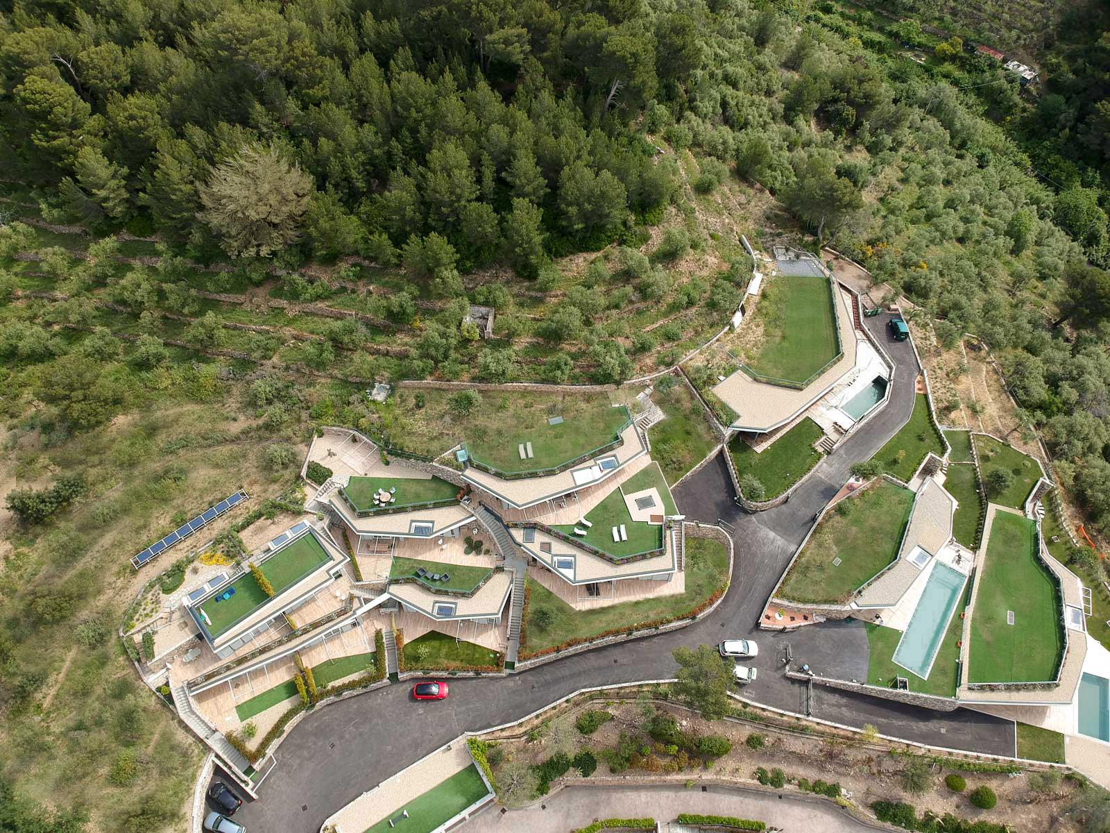 I terrazzamenti abitati © Moreno Maggi, courtesy studiorossi+secco