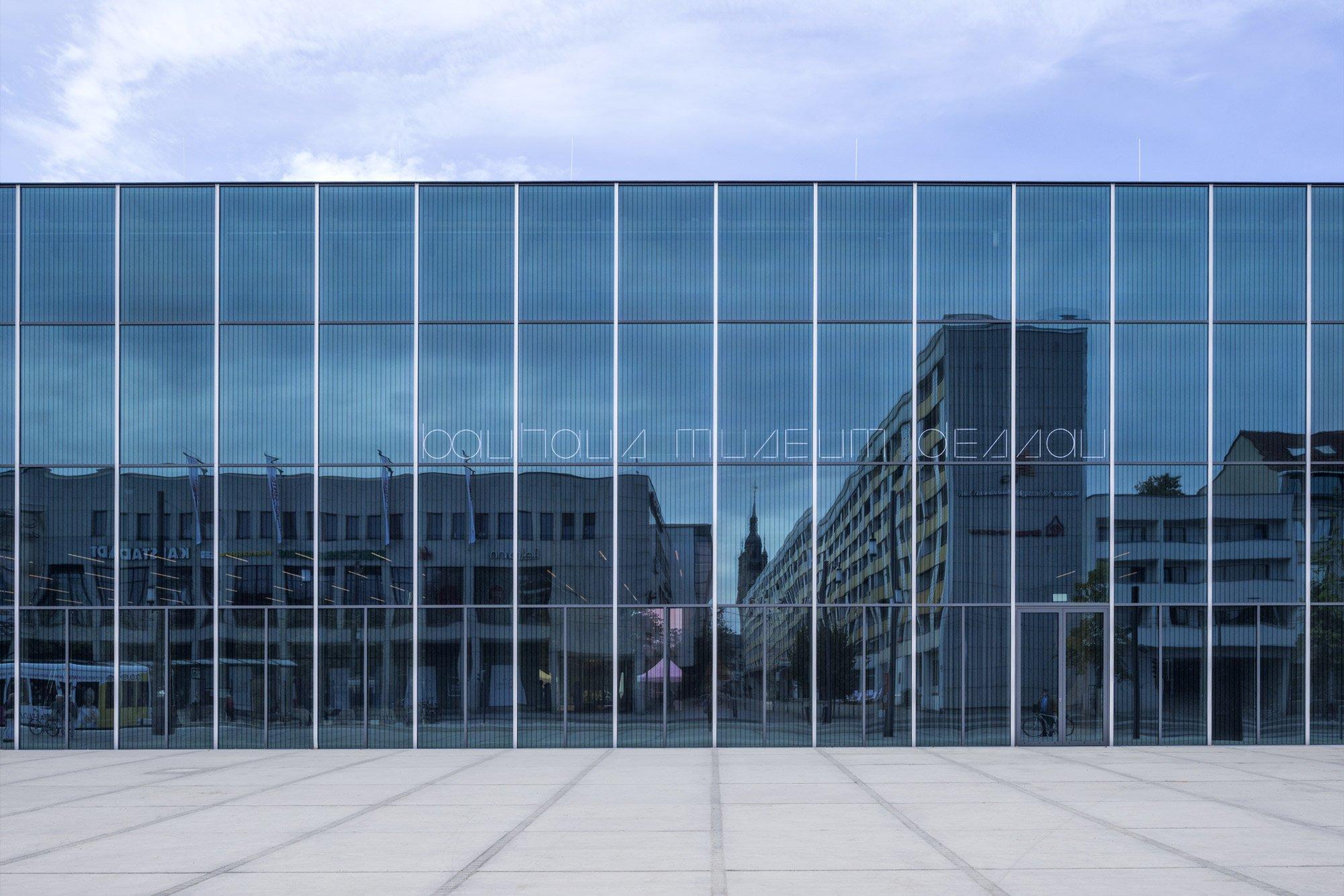 Bauhaus Museum Dessau © Danica O. Kus