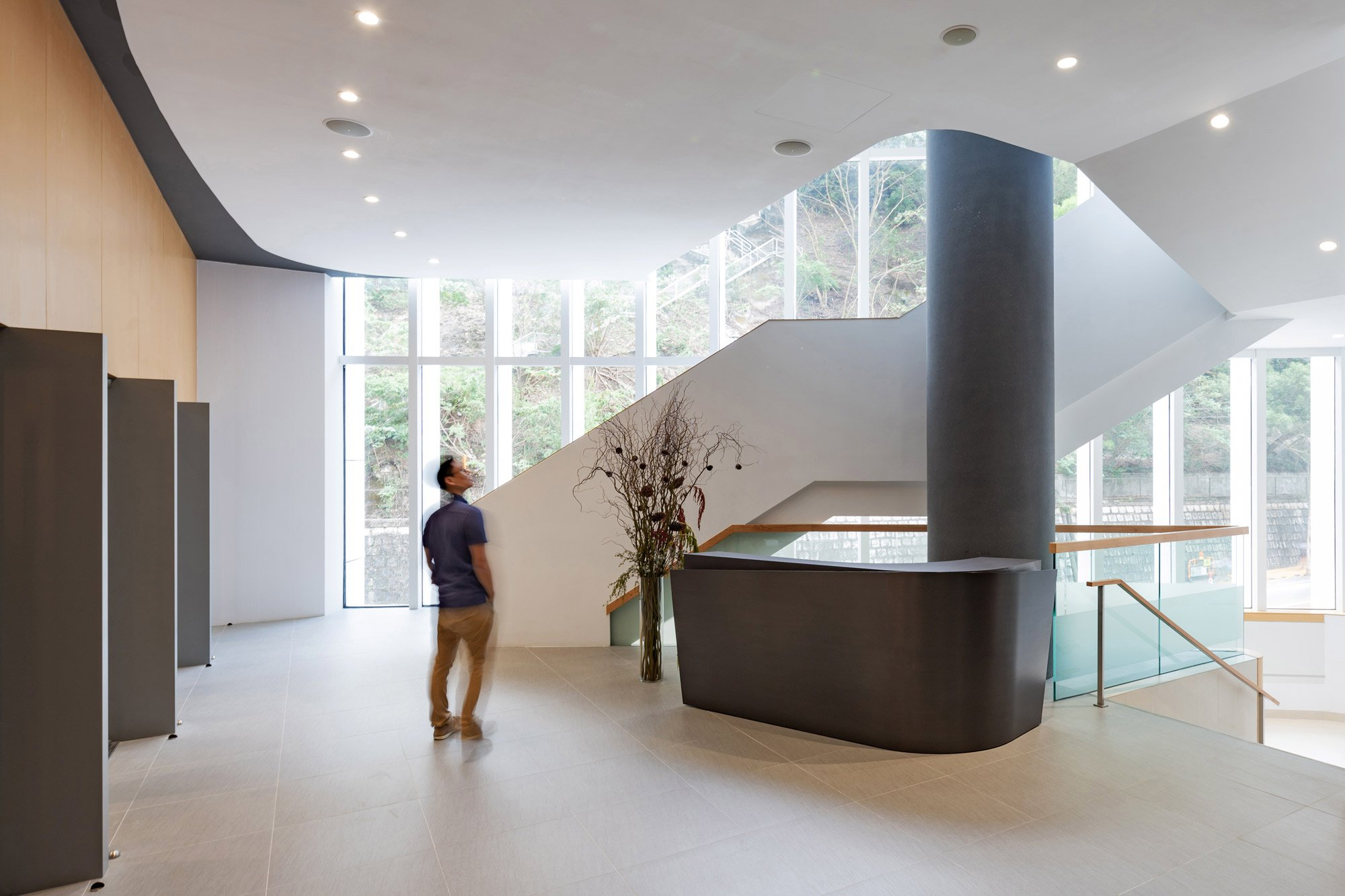 Wesleyan House © Rocco Design Architects Associates, courtesy Rocco Design Architects Associates