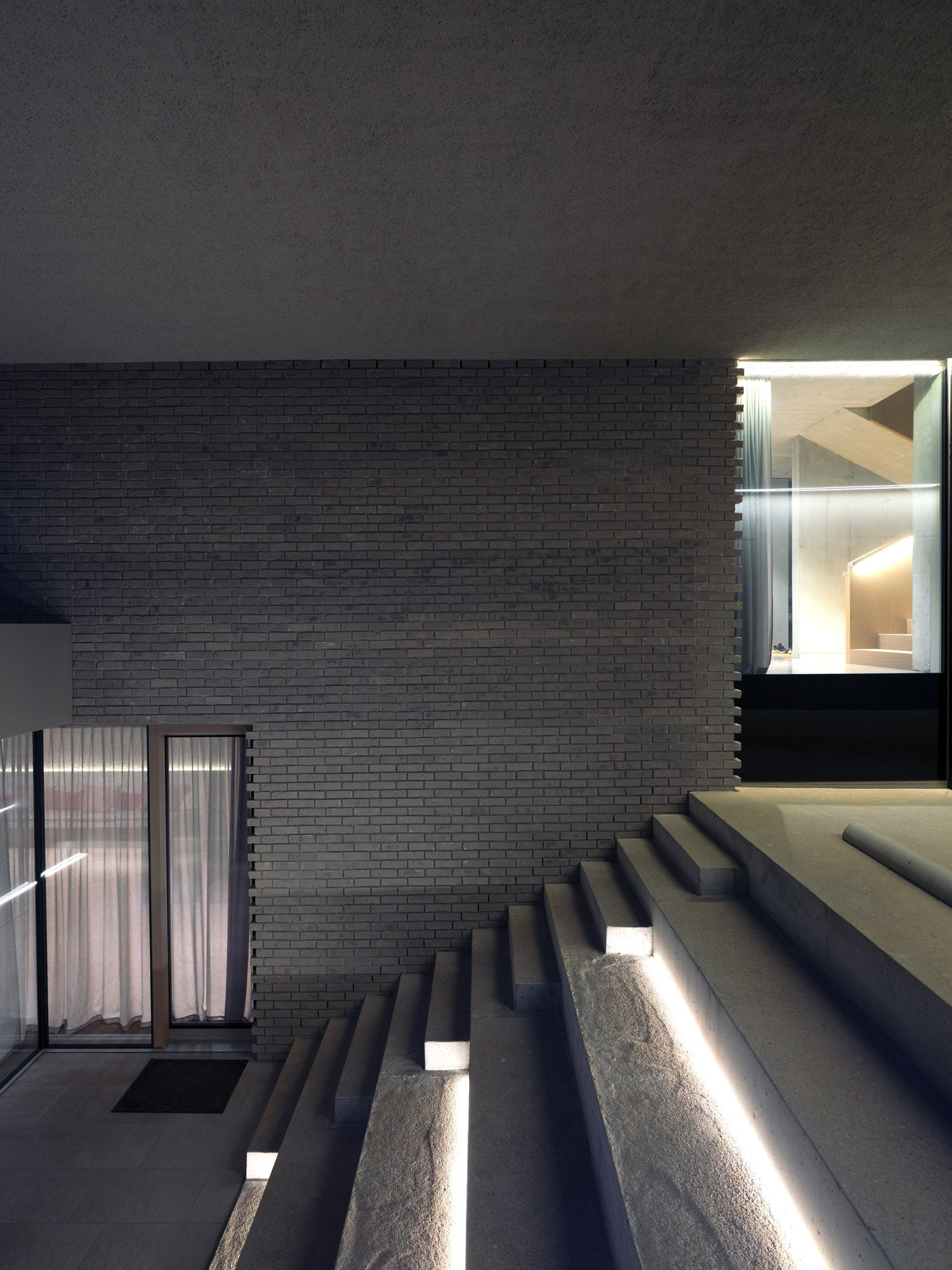 Step Level House © Tomaž Gregorič