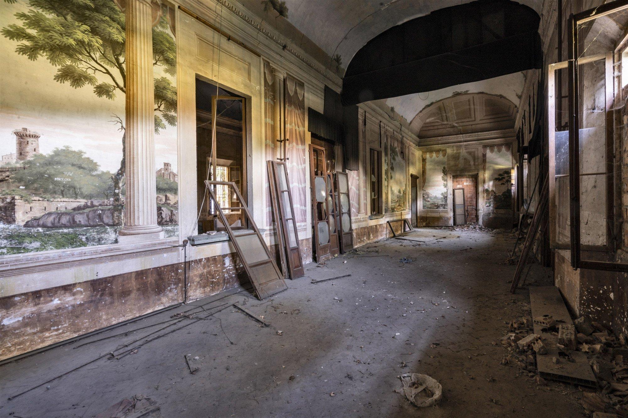 Villa Ghigi © Luca Maria Castelli