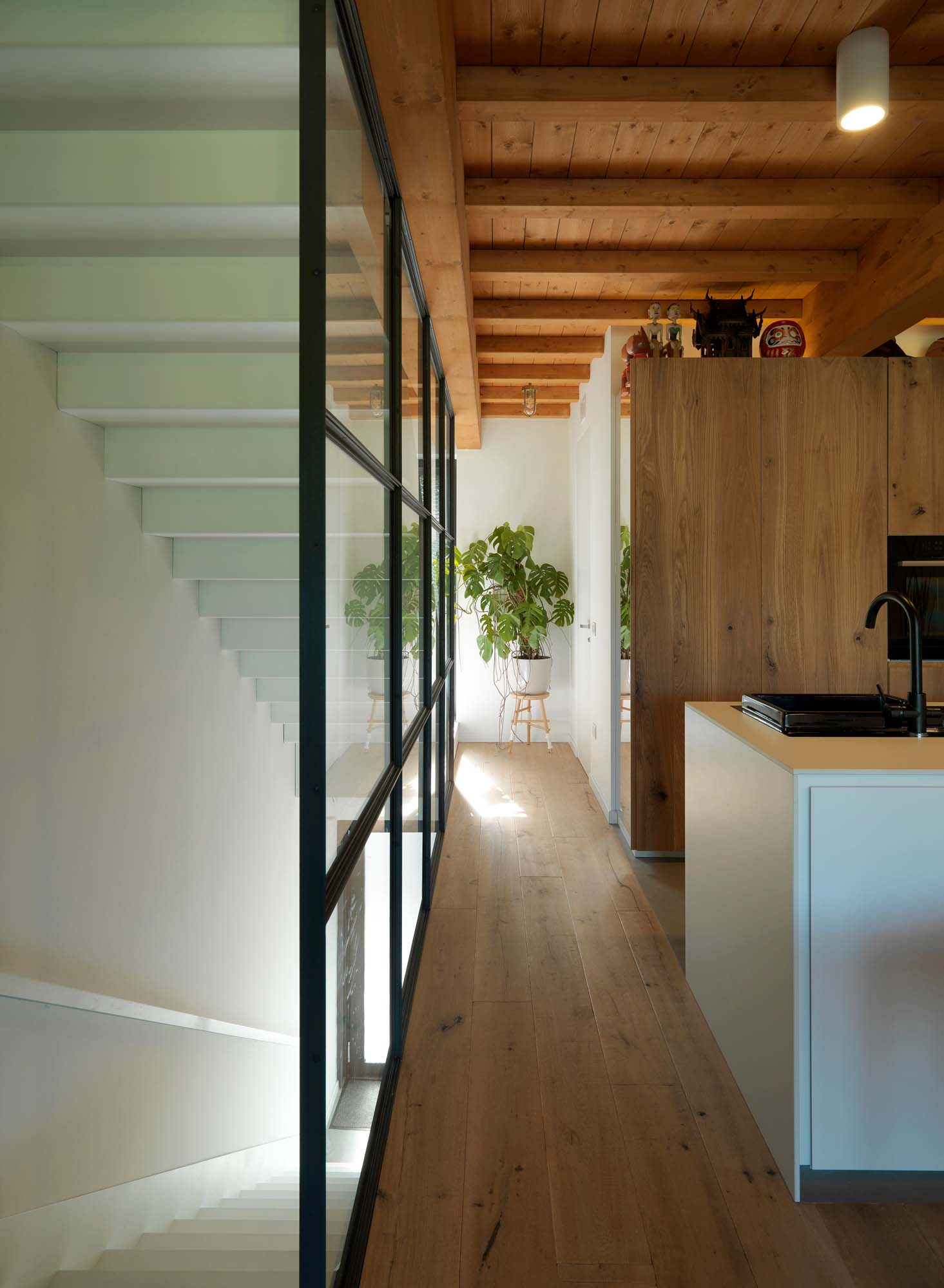 Passive House home and studio