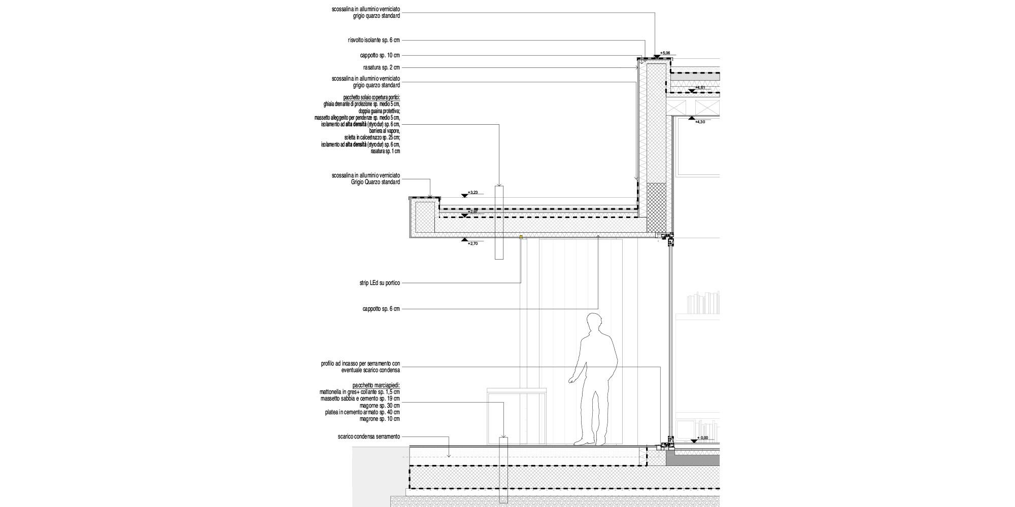 Dettaglio © Didonè Comacchio Architects