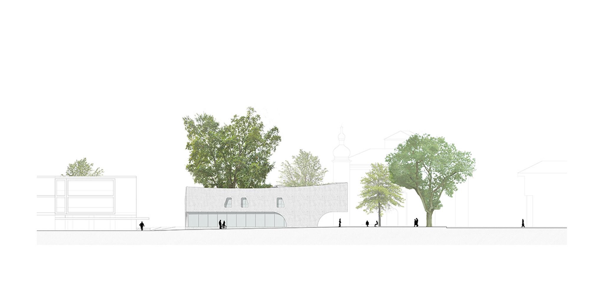Prospetto est © MoDus Architects