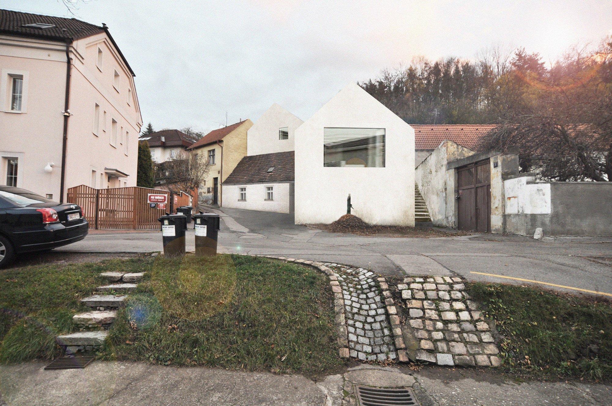 Concept © Atelier 111 architekti