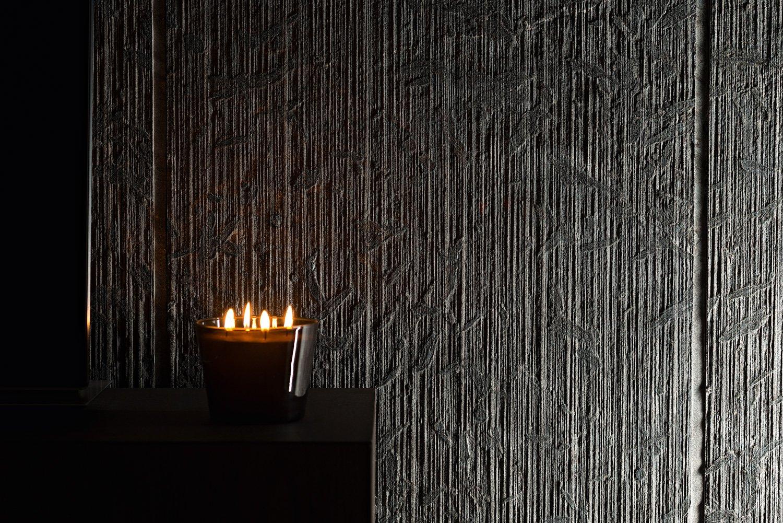 Ambientazione in granito Matrix3D, design Stratos