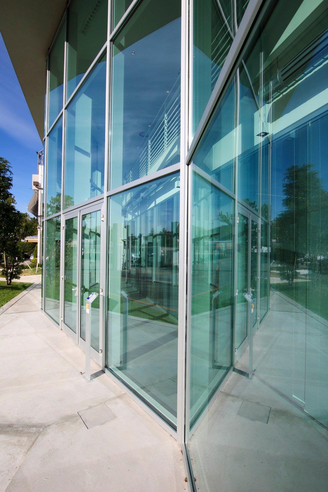 Laboratorio chimico Elantas Europe ad Ascoli Piceno © Lorenzo Bartoli, courtesy Saint-Gobain Glass