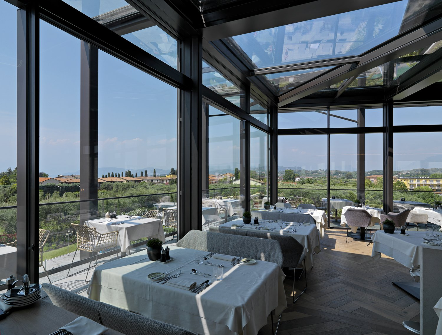 Quellenhof Luxury Resort © Daniele Domenicali, courtesy Schüco