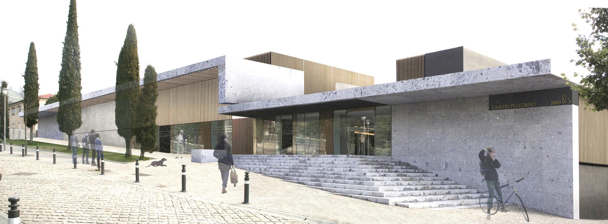Concept © PBeB Architetti
