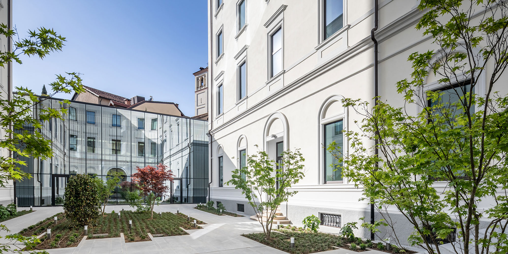 Vittorio Grassi Architetto and Partners Diego De Pol, courtesy Vittorio Grassi Architetto and Partners
