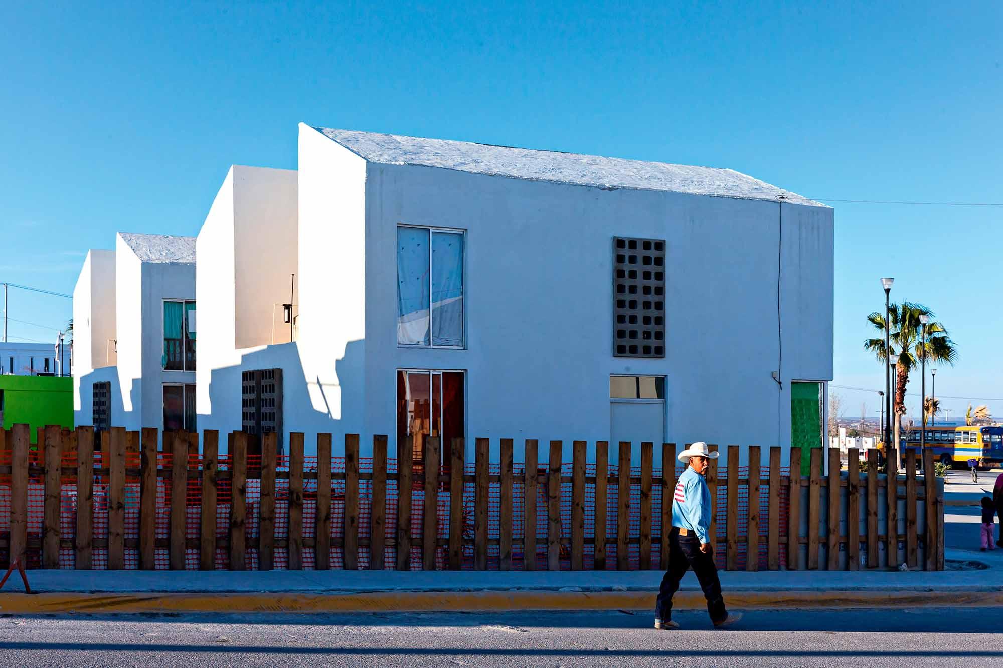 Vivienda Popular programma di unità abitativa flessibile sviluppato per il governo messicano