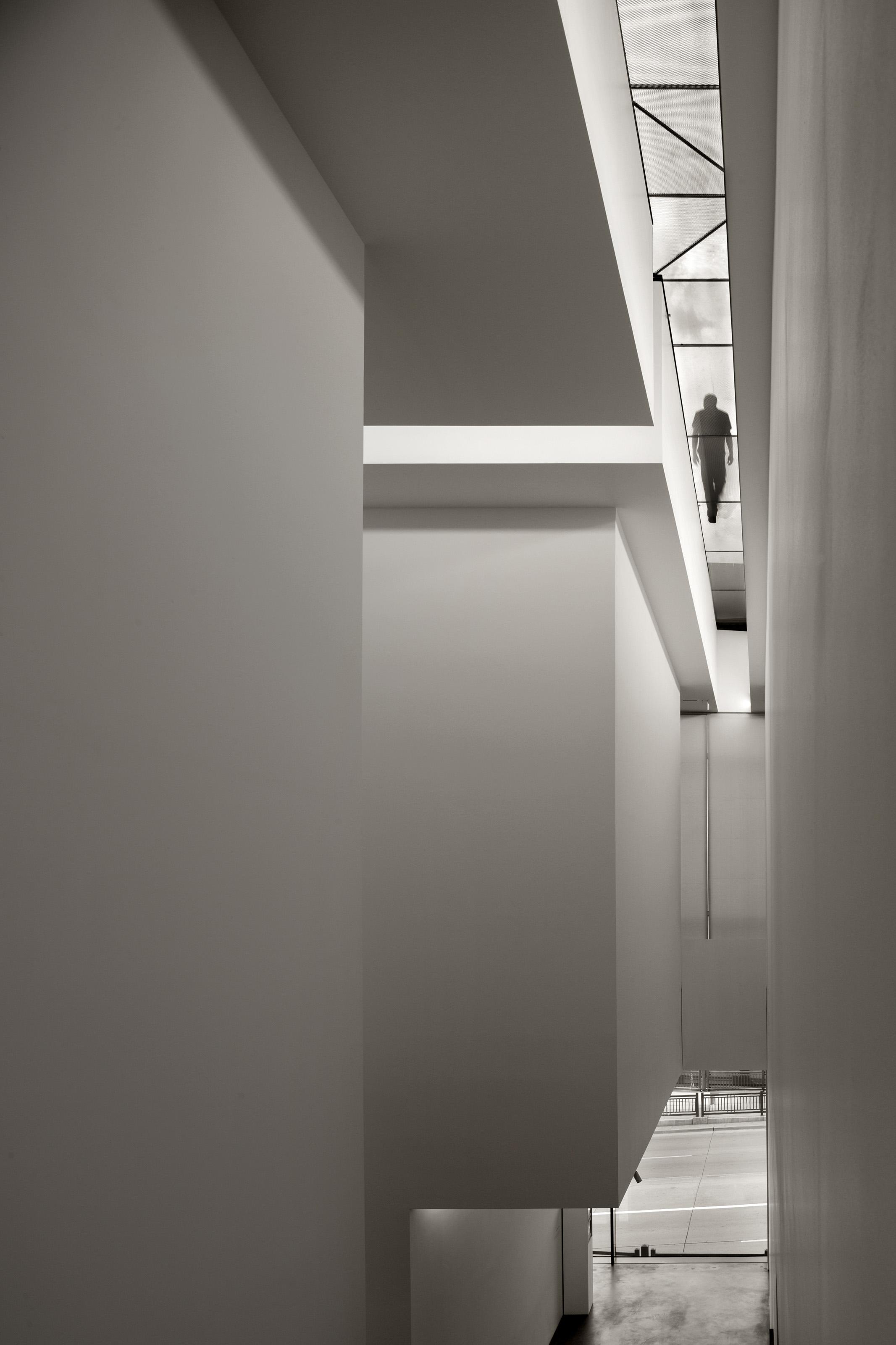 Museum of contemporary Art Denver © Nic Lehoux
