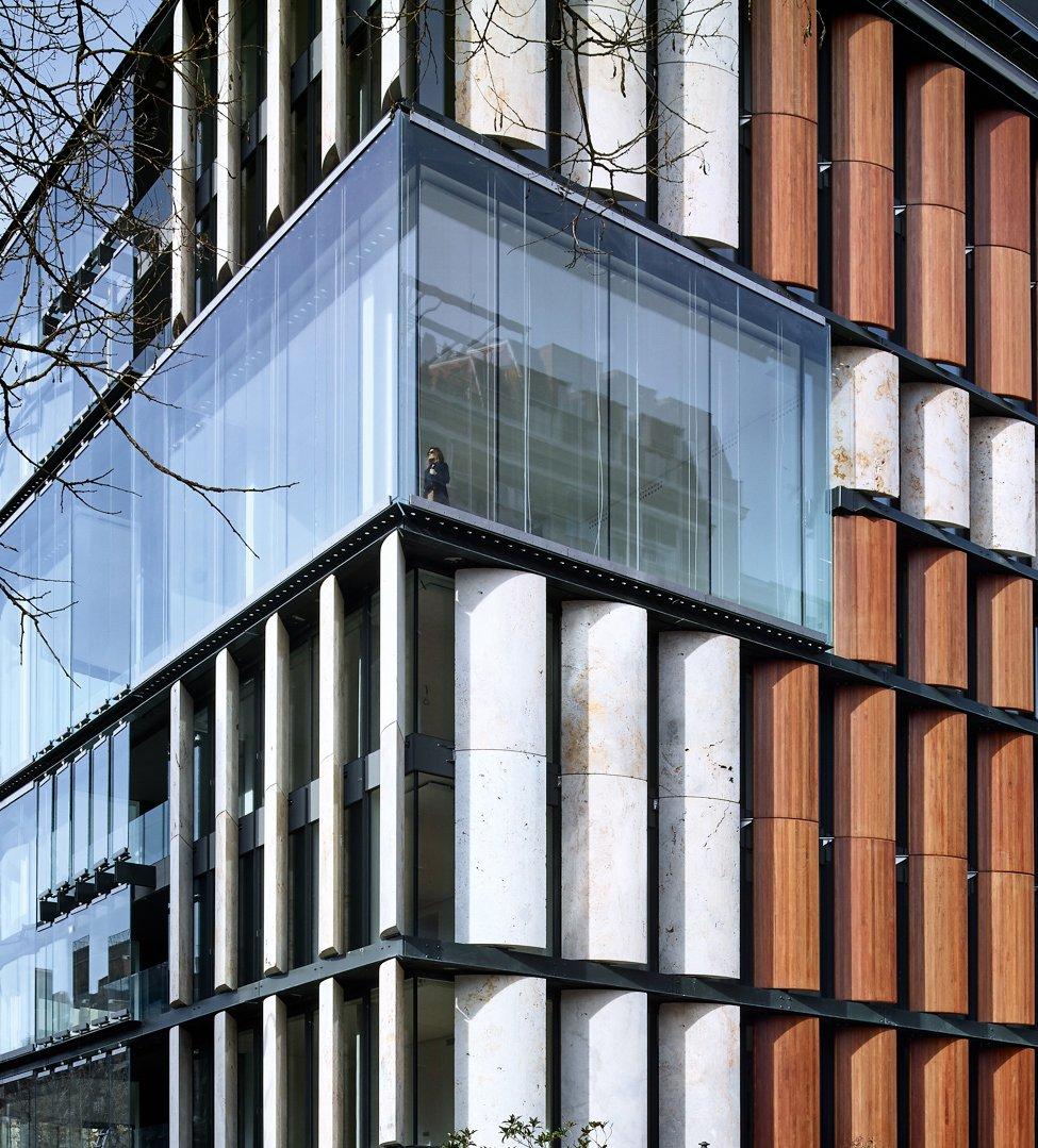 Edificio residenziale Lagasca 99, Rafael de la Hoz, Madrid, Spagna