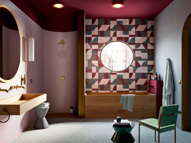 Special Bathroom, progetto di Marazzi