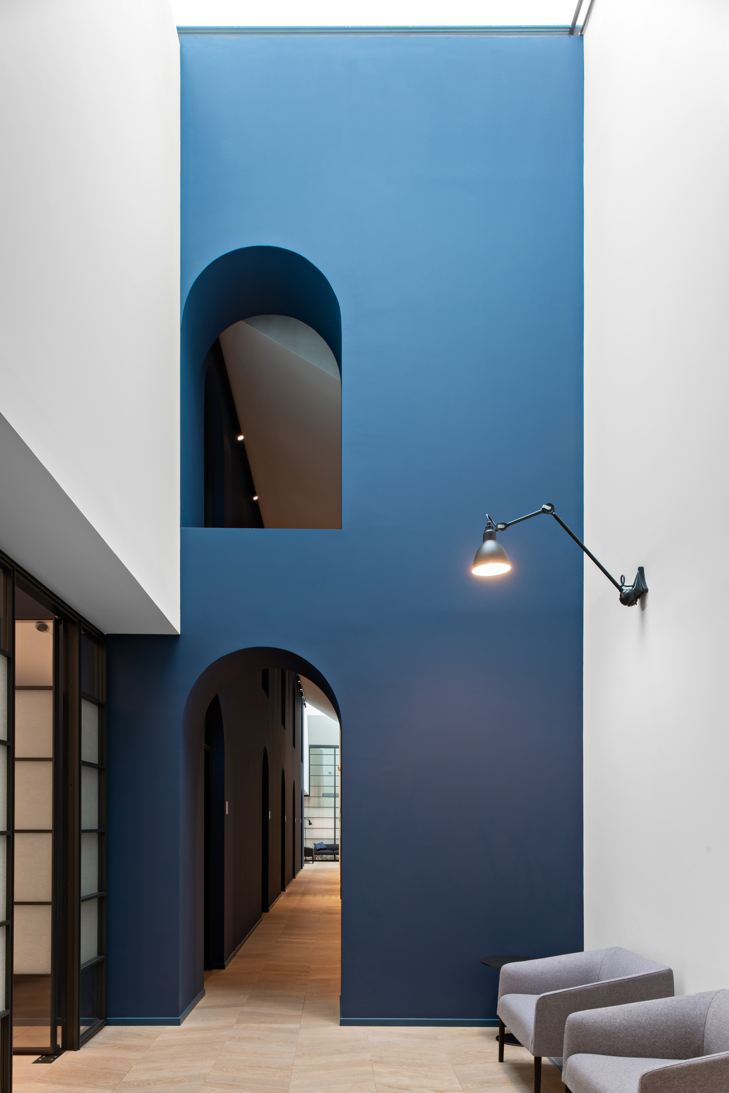 Giacomo Albo, courtesy GBPA Architects