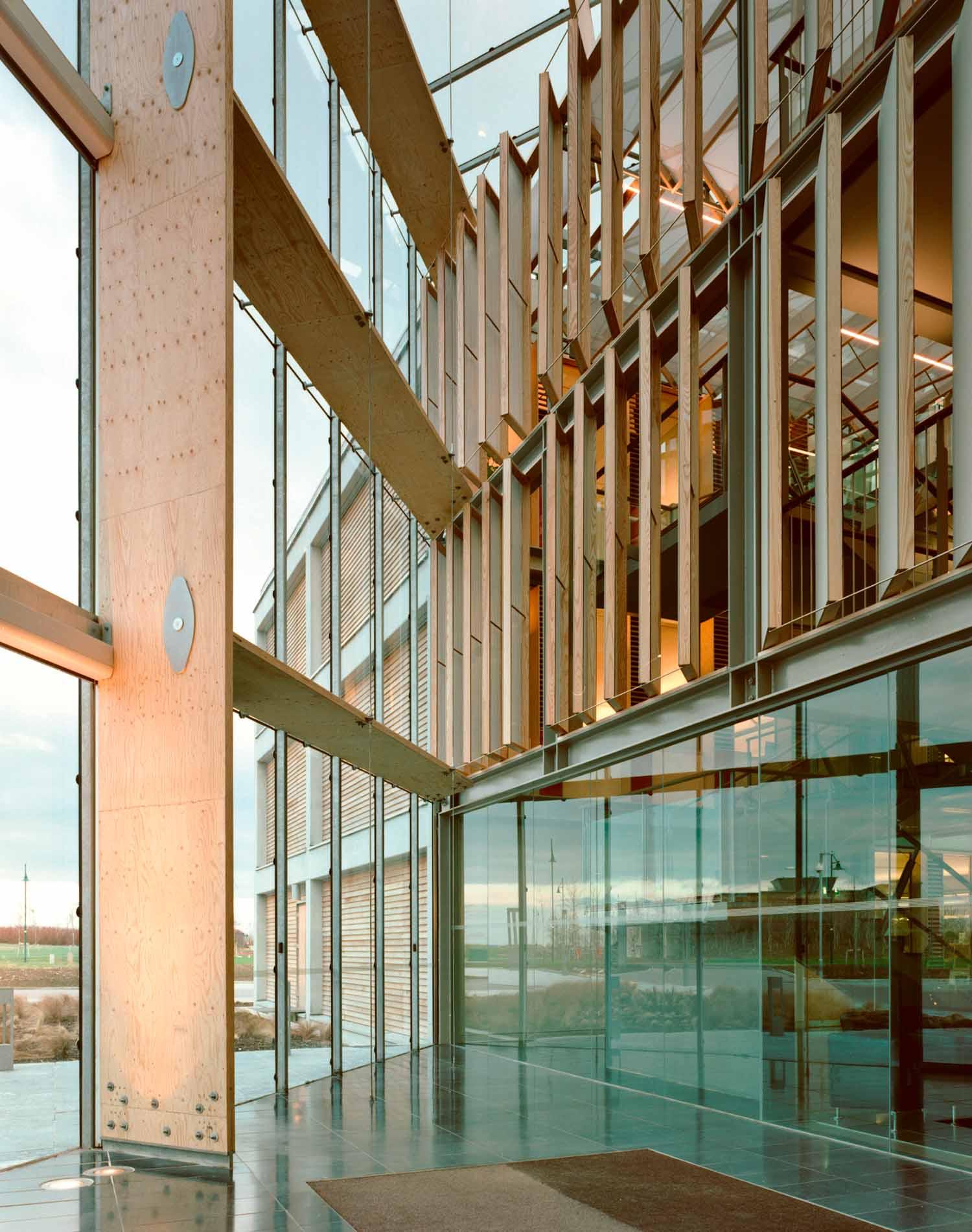 Edificio SAP, Galway, Irlanda, 2005