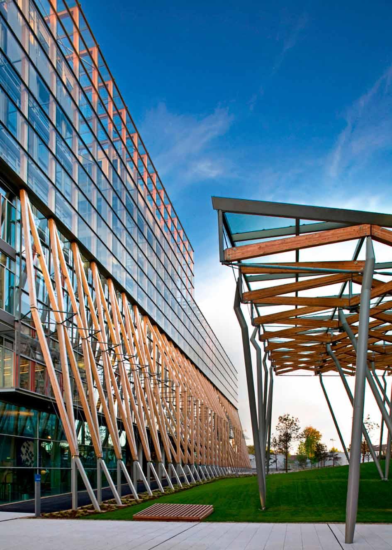 Sviluppo multifunzionale  Elm Park, Dublino, Irlanda, 2008
