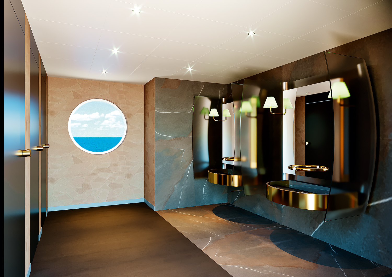 Courtesy Paolo Castelli S.p.a. Versione Luxury