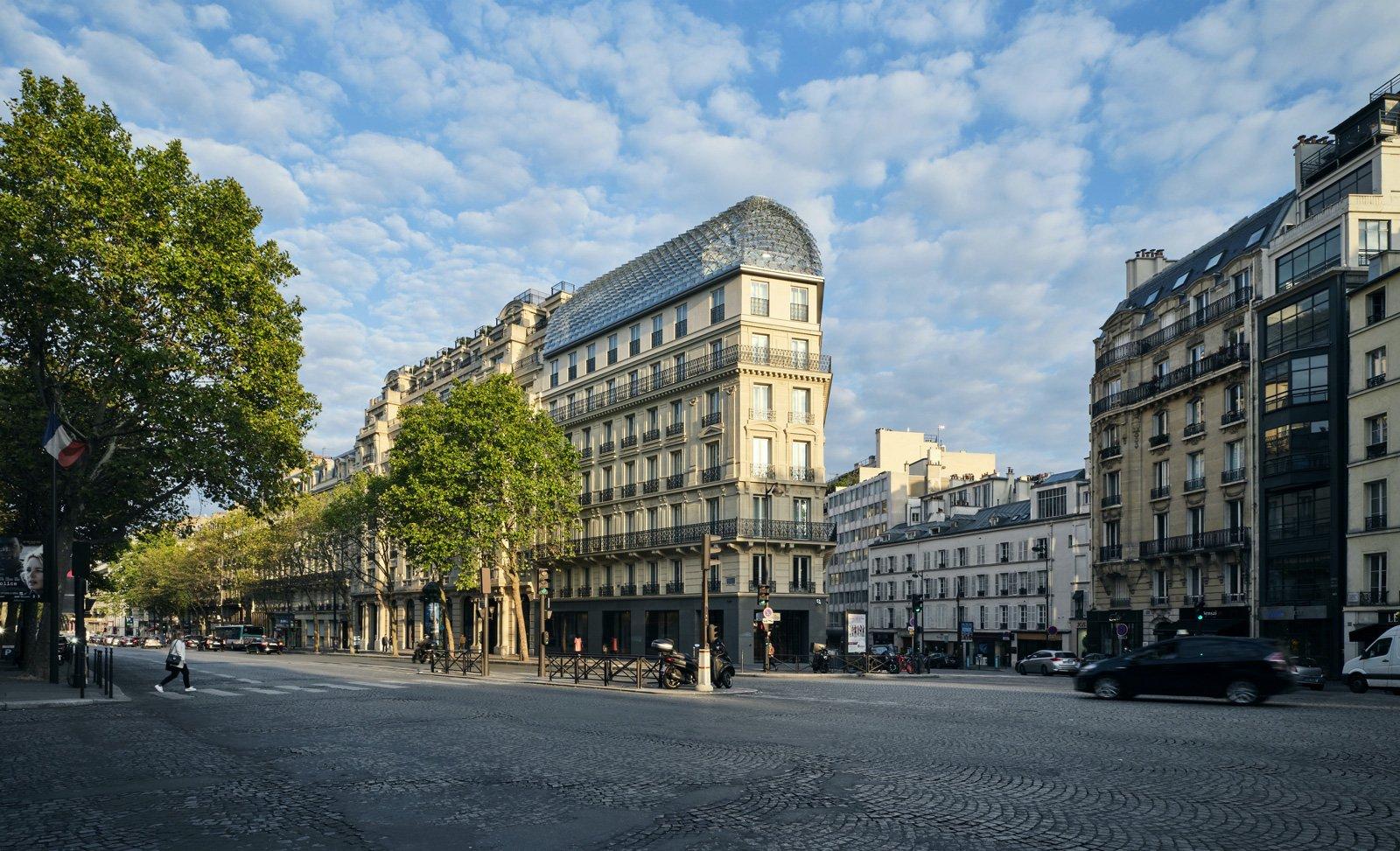 175 Haussmann A New Landmark On Paris S Urban Landscape Pca Stream