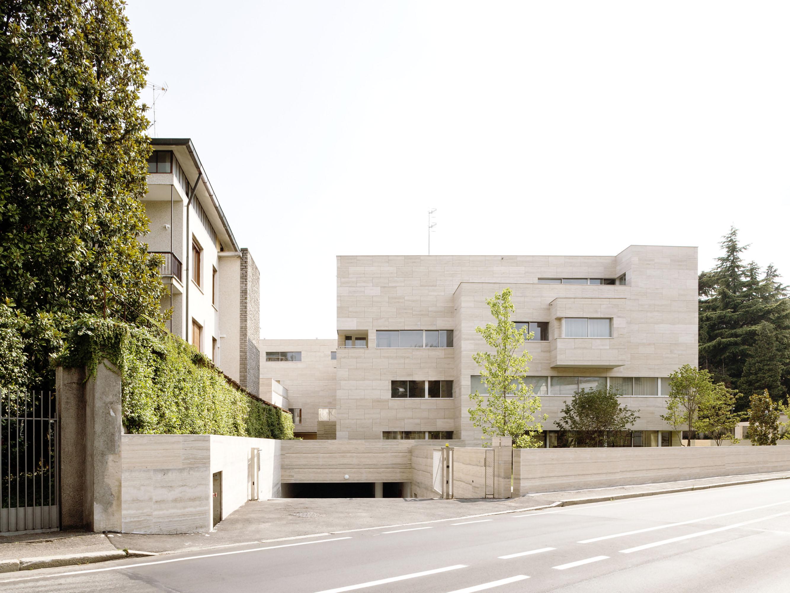 IT04_Residential Complex in Gallarate ©Francesca-Ióvene