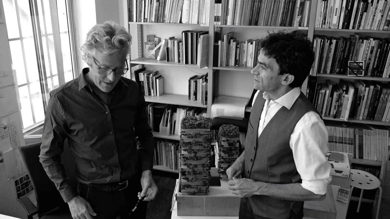 © Hira Grossi Lo studio di architettura Barreca & La Varra nasce nel 2008 a Milano, fondato da Gianandrea Barreca e Giovanni La Varra, già soci fondatori nel 1999 di Boeri Studio con Stefano Boeri.