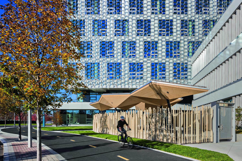 © Brad Feinknopf, courtesy of Behnisch Architekten