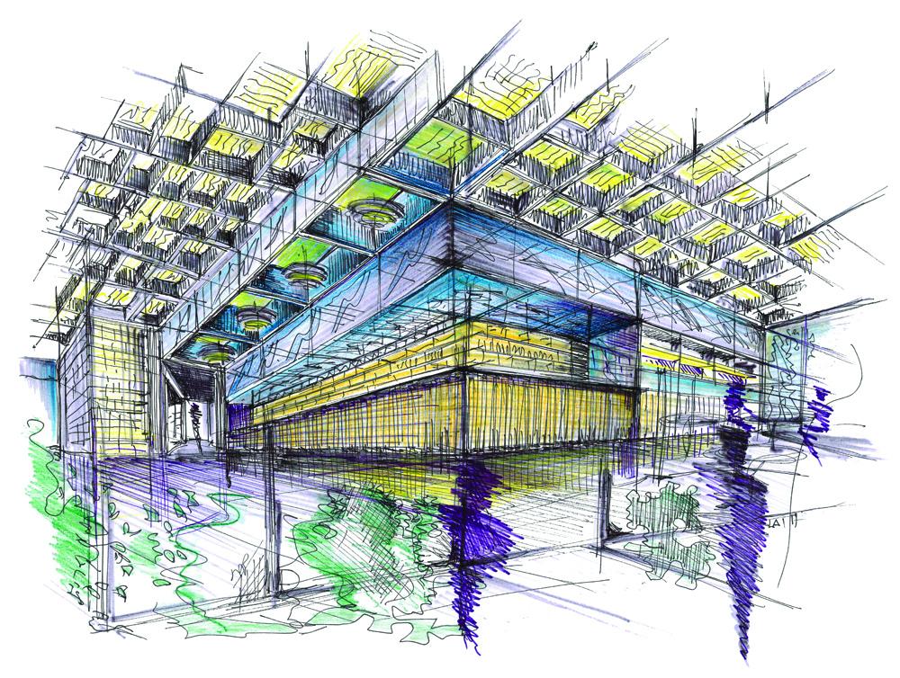 Courtesy Maurizio Lai Architects