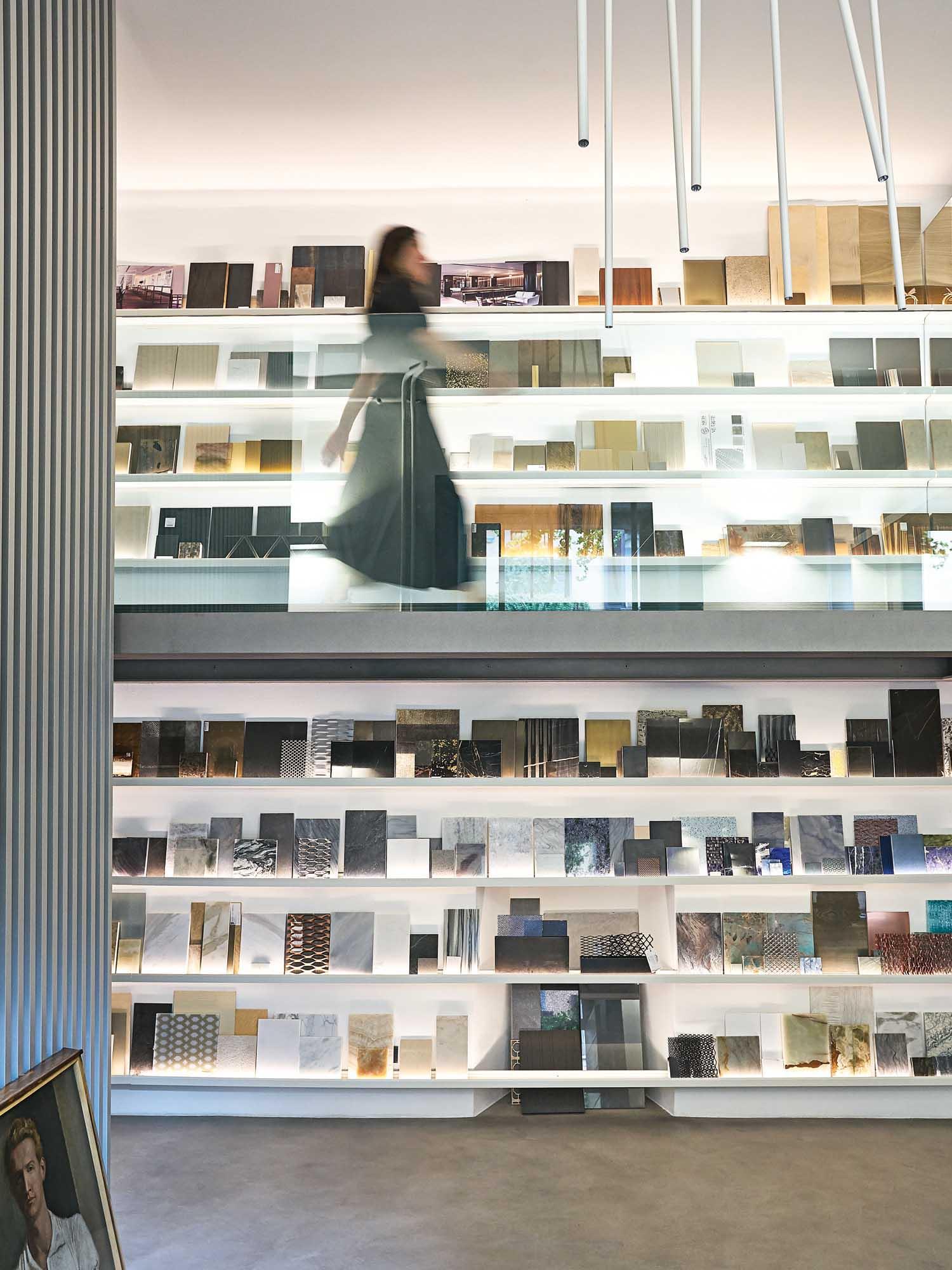Casa-studio L29, Milano - © Lorenzo Pennati, courtesy m2atelier