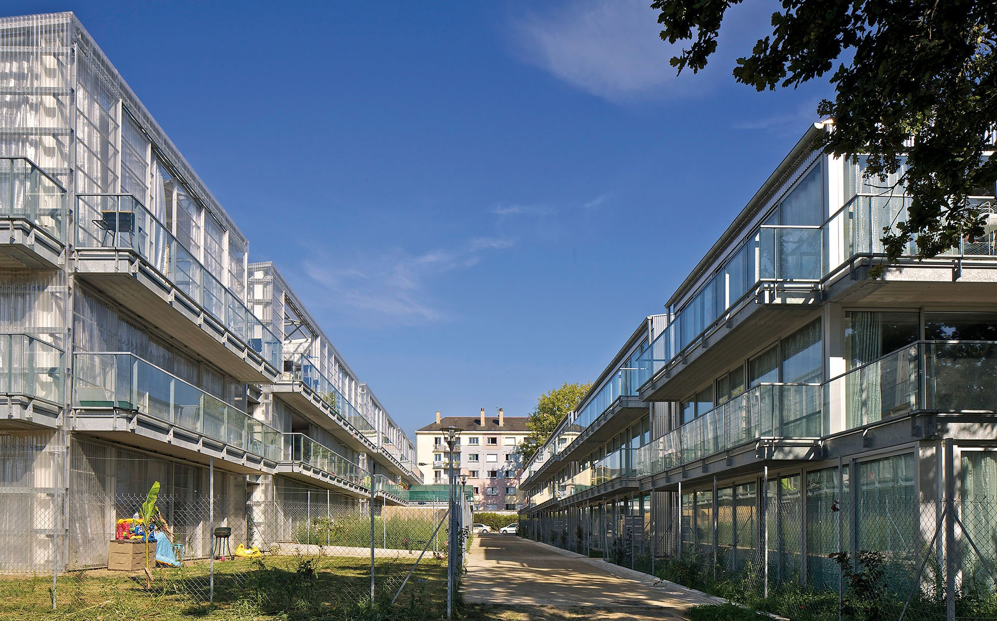 53 Units, Low-Rise Apartments, Social Housing, photo courtesy of Philippe Ruault