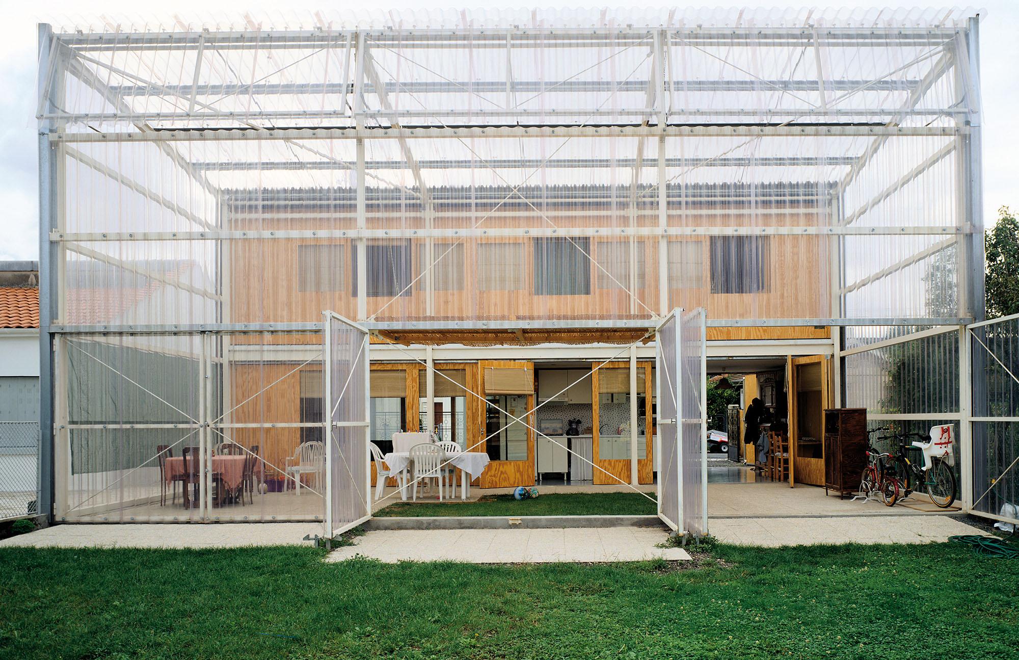 Latapie House, photo courtesy of Philippe Ruault