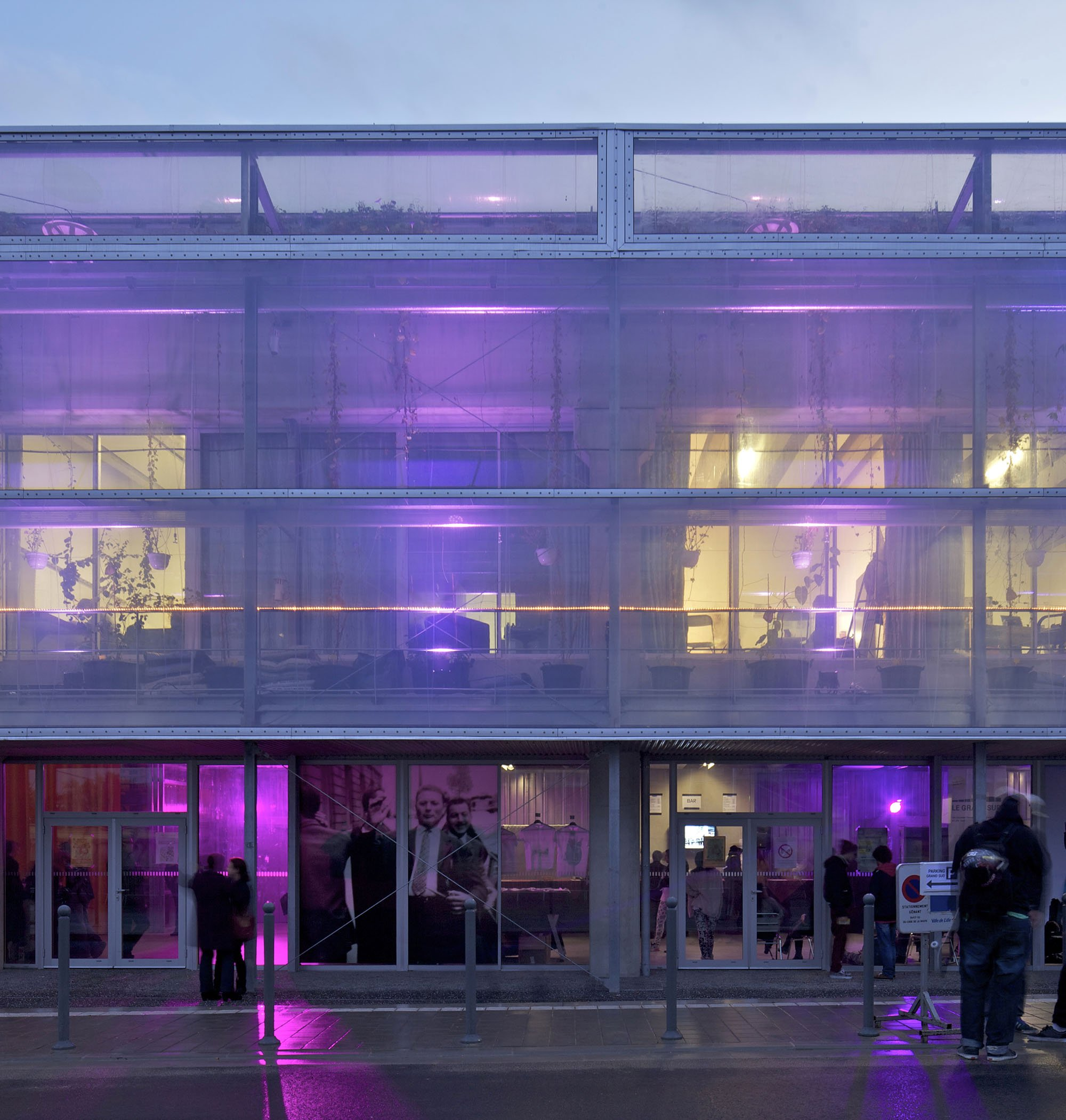 Multipurpose Theater, photo courtesy of Philippe Ruault