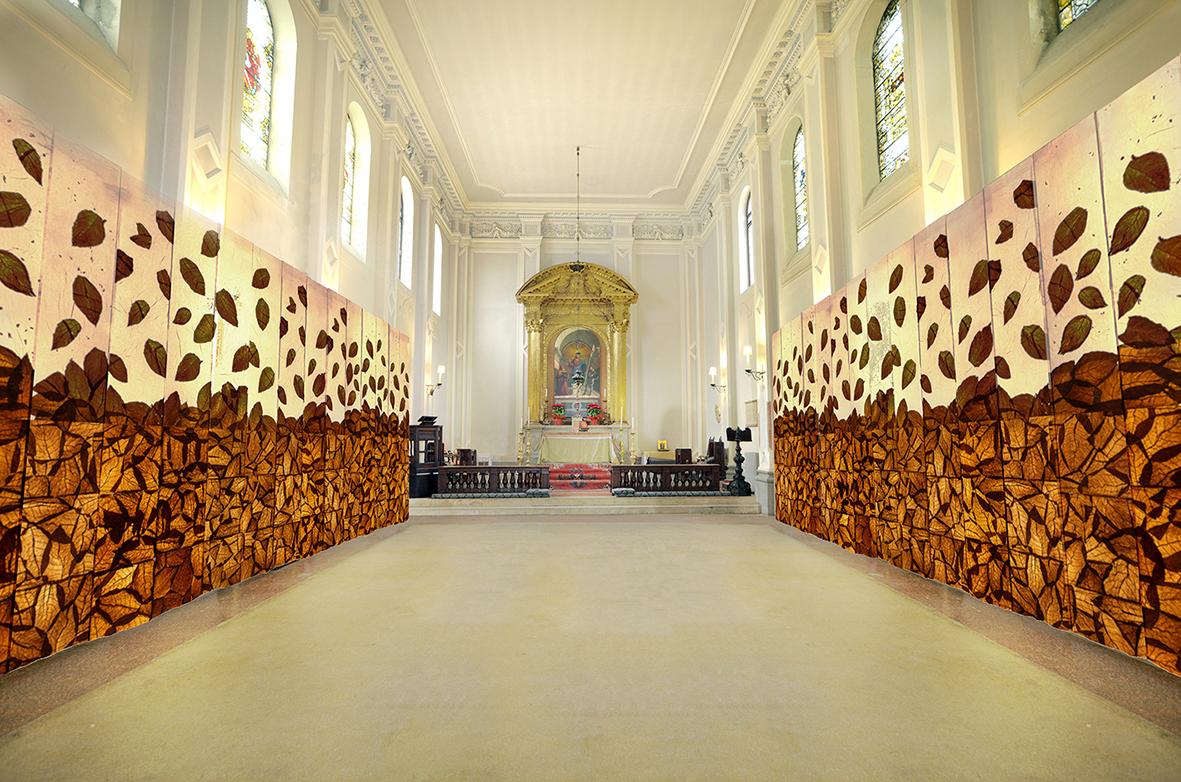 Conexión_Lidia León Cabral_2021_Venice Dominican Republic Pavilion