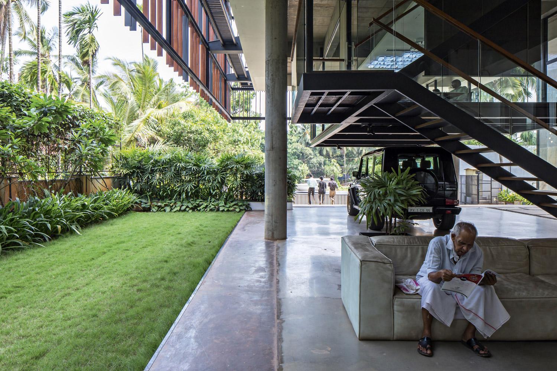 Sede centrale Team Thai, Calicut, Kerala, India, 2015. © Praveen Mohandas courtesy Stapati