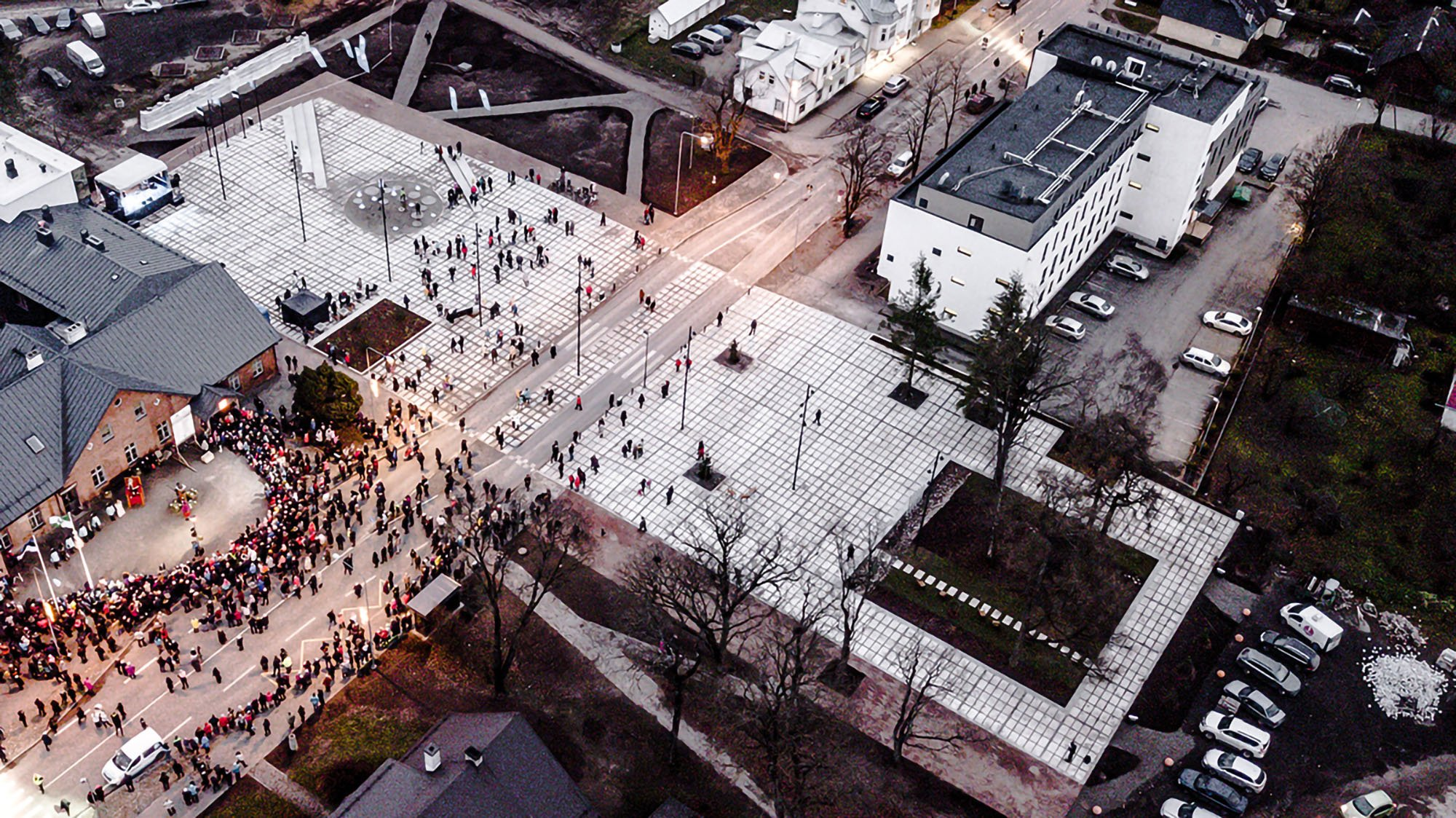 06_Rapla piazza centrale ©Siim Solman