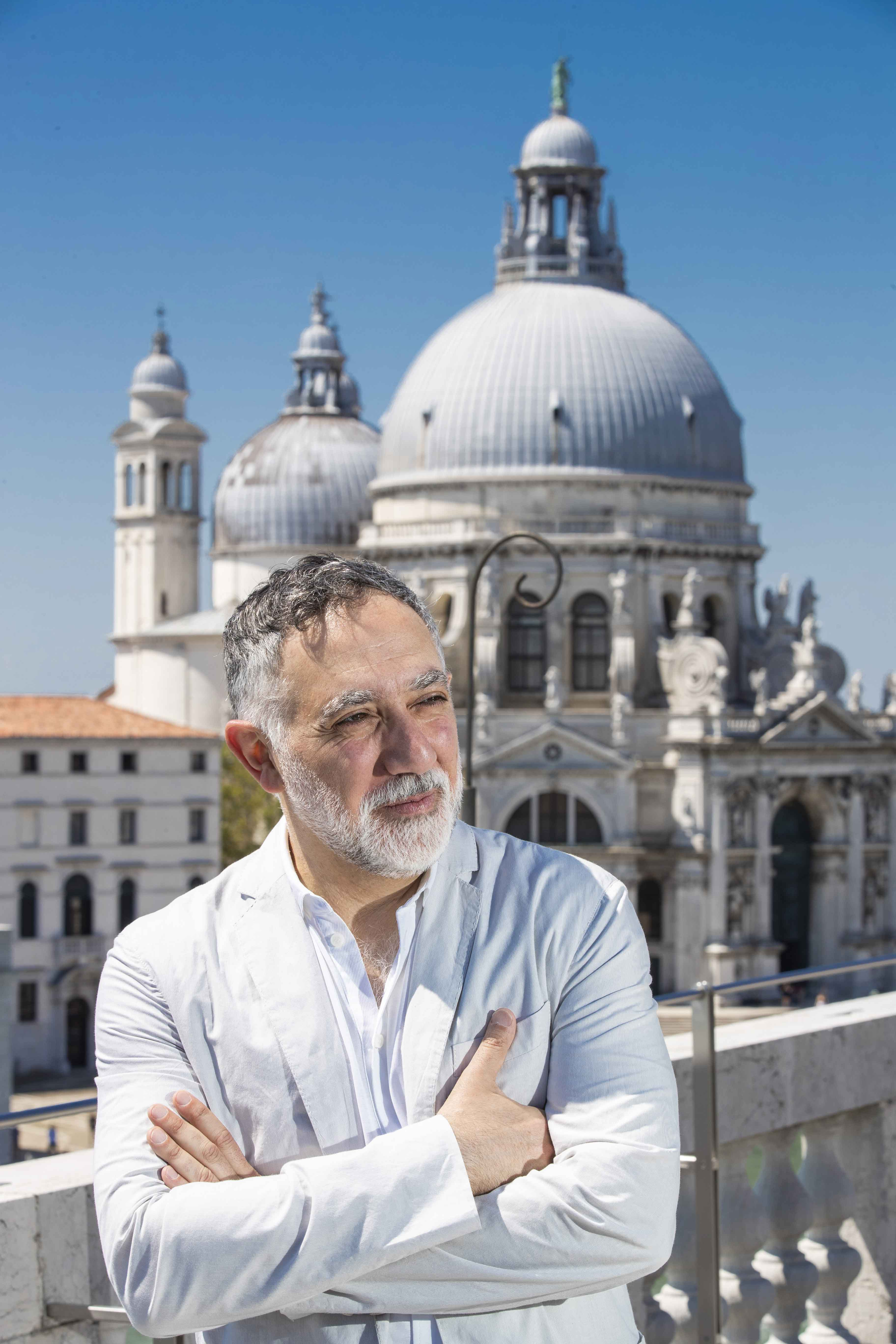 Hashim Sarkis_Photo by Jacopo Salvi, Courtesy La Biennale di Venezia_