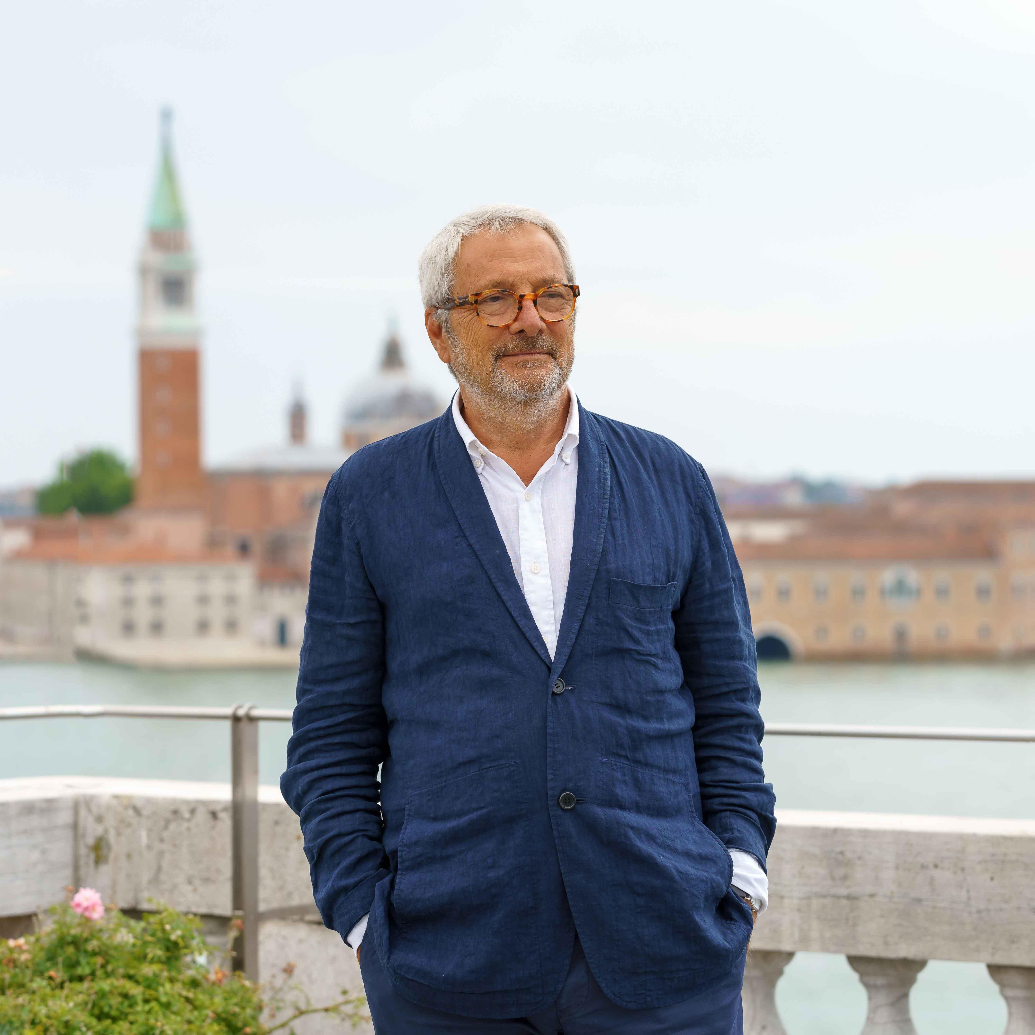 Roberto Cicutto-Photo by Andrea Avezzu-Courtesy of La Biennale di Venezia