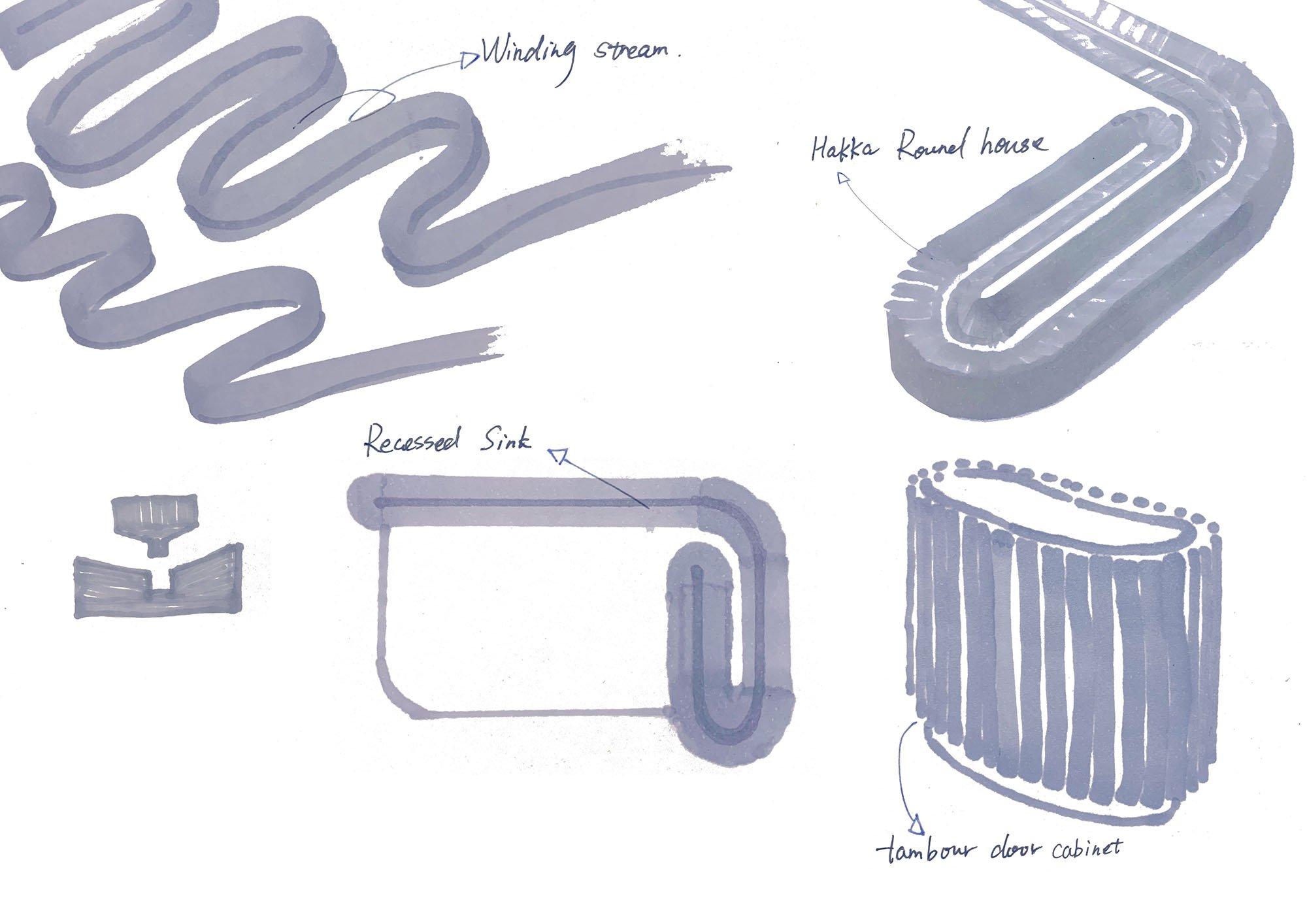 Doris Yunhan_Winding Stream_sketches_1