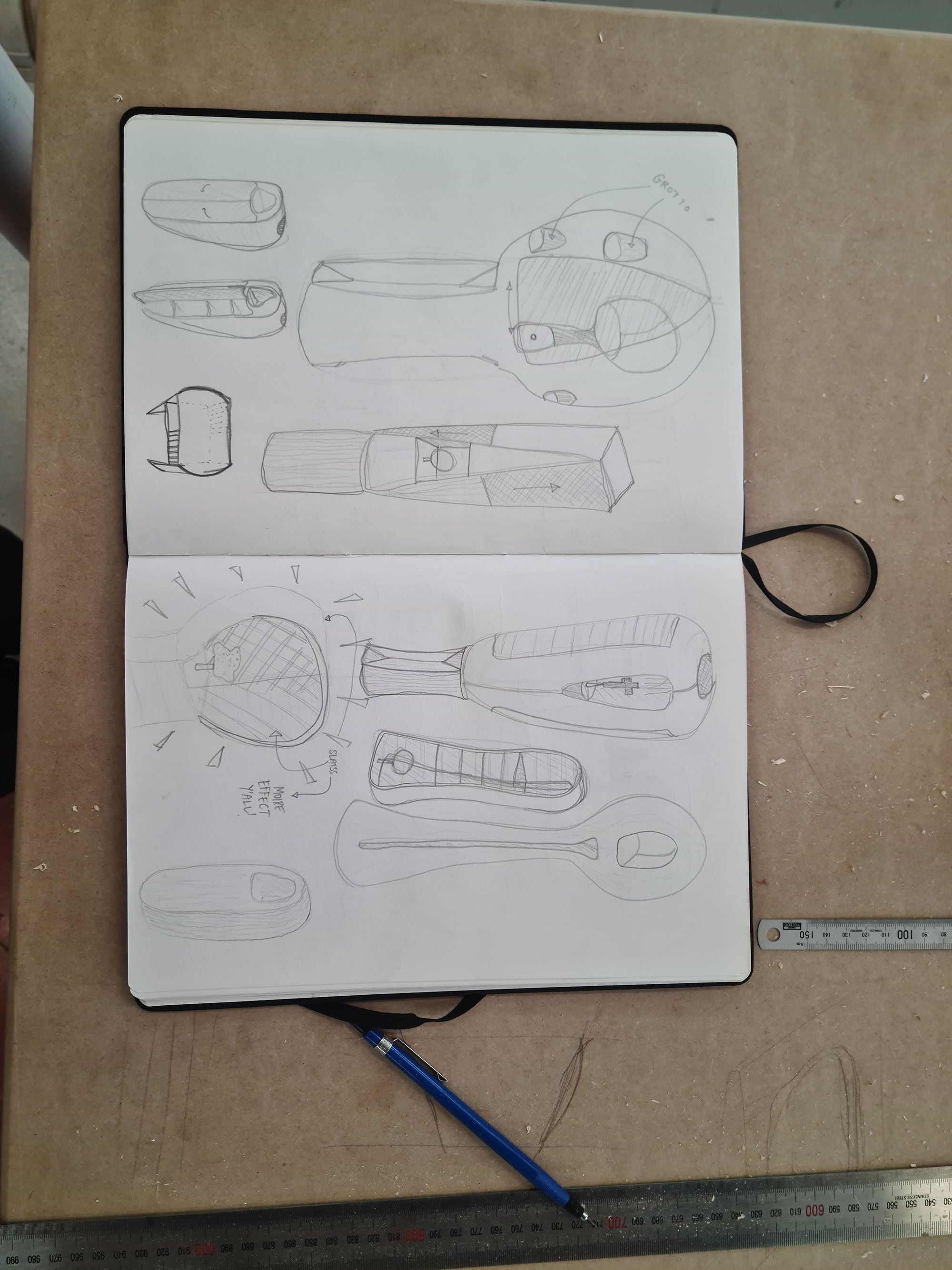 Duncan Young_Akin_Sketches 1