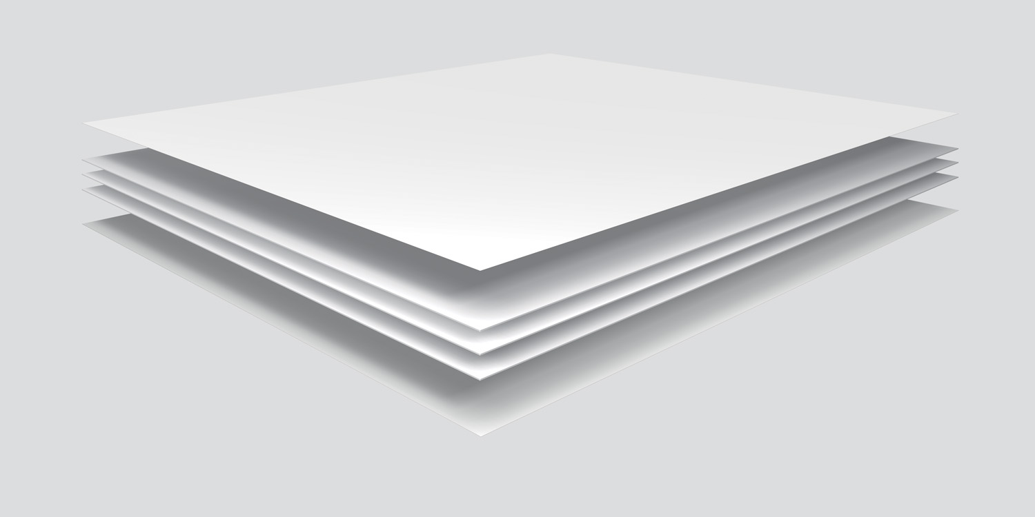 Egger also produces kitchenette fronts, made of W1001 ST9 Solid Premium White with an all-color laminate, which, thanks to its matching core, allows for virtually invisible 45º butt joints and corners.