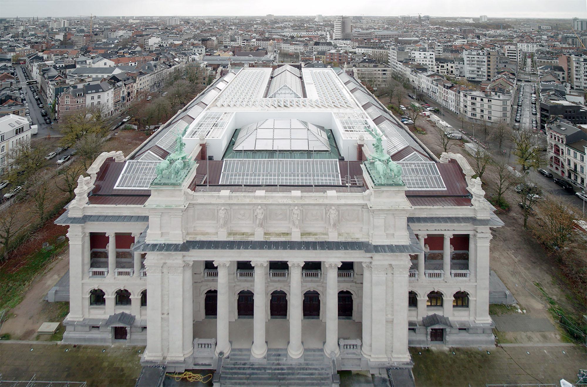 L'AMPLIAMENTO DEL MUSEO KMSKA PRENDE LA FORMA DI UN VIAGGIO AFFASCINANTE KAAN ARCHITECTEN