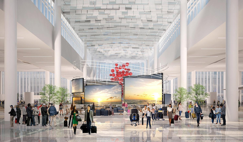 ORLANDO INTERNATIONAL AIRPORT SOUTH TERMINAL C