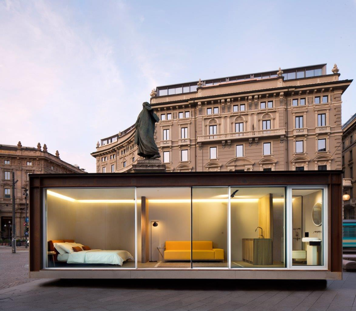 NO.MADE luxury mobile home