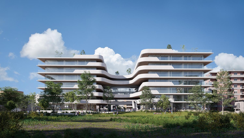©️ Courtesy Mino Caggiula Architects