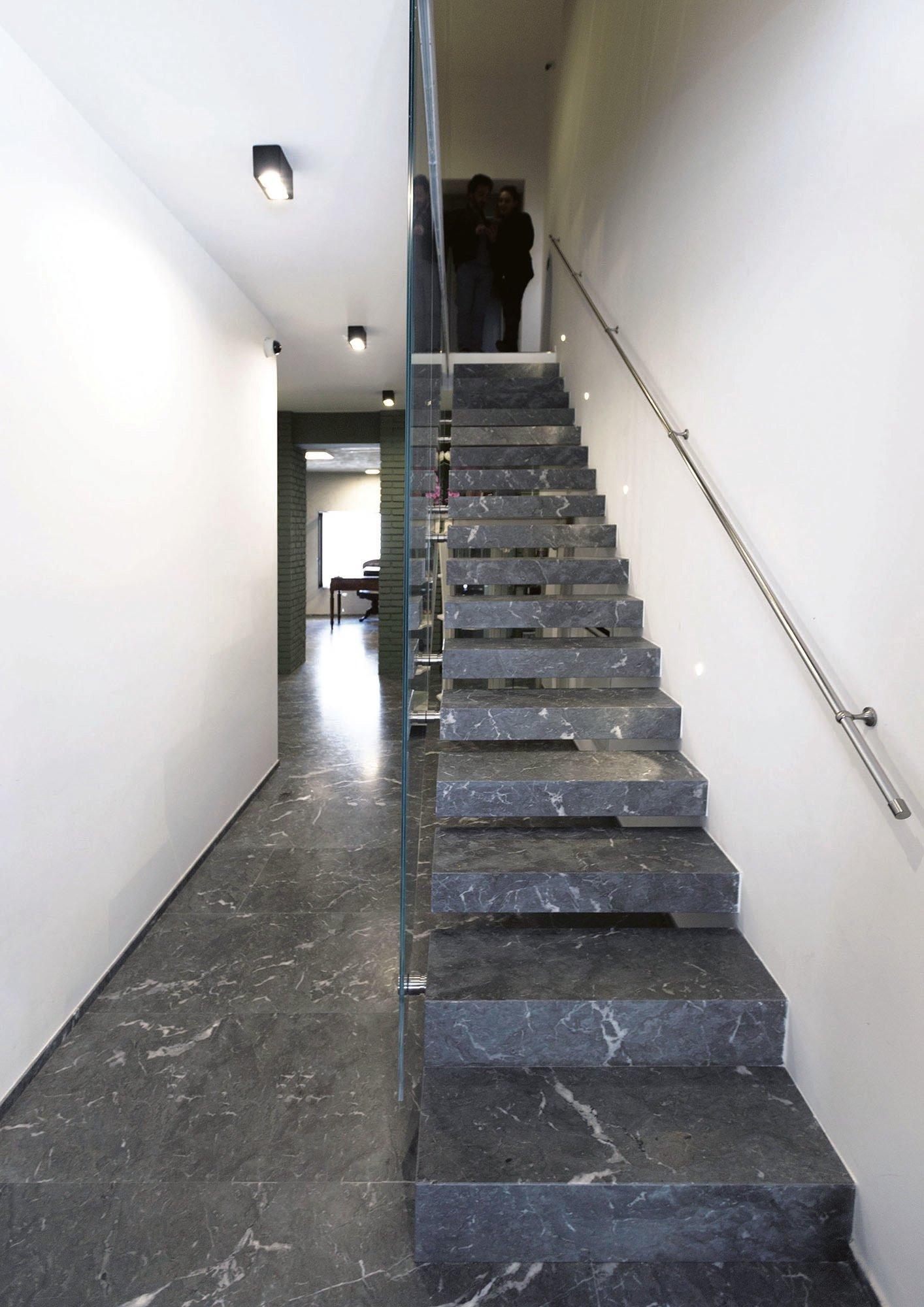 Scala interna – Internal staircase