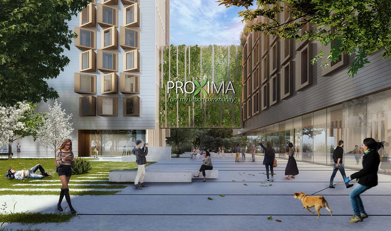 Proxima City Via Serio